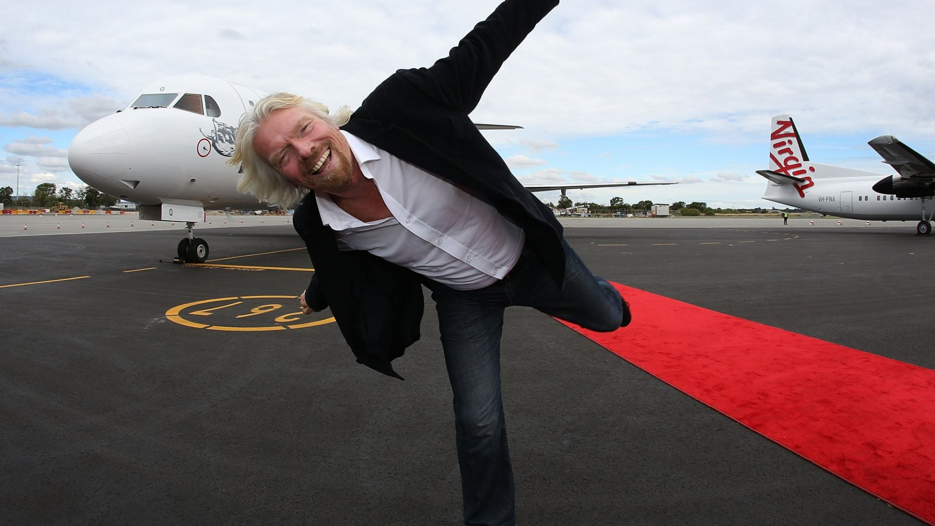 1 Children's Book Richard Branson Says Changed His Life