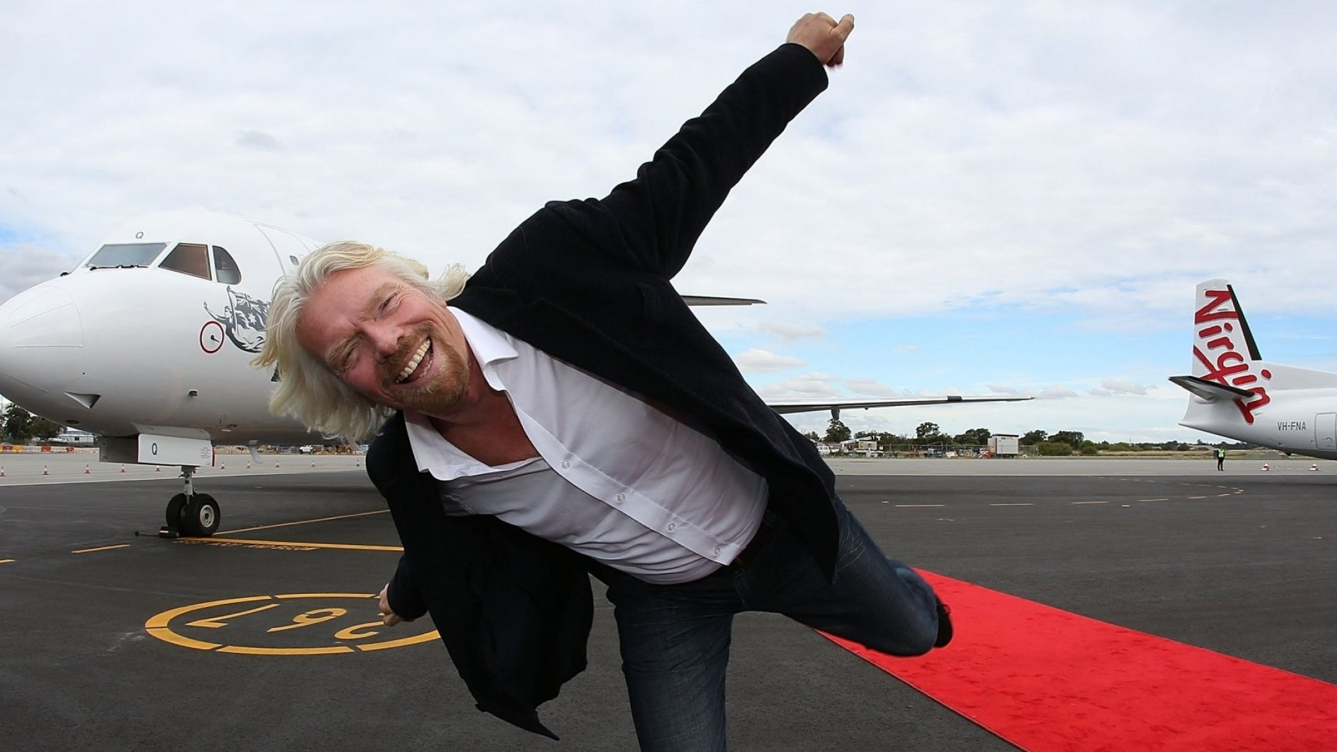 Sir Richard Branson Shares the No. 1 Secret to the Best Businesses