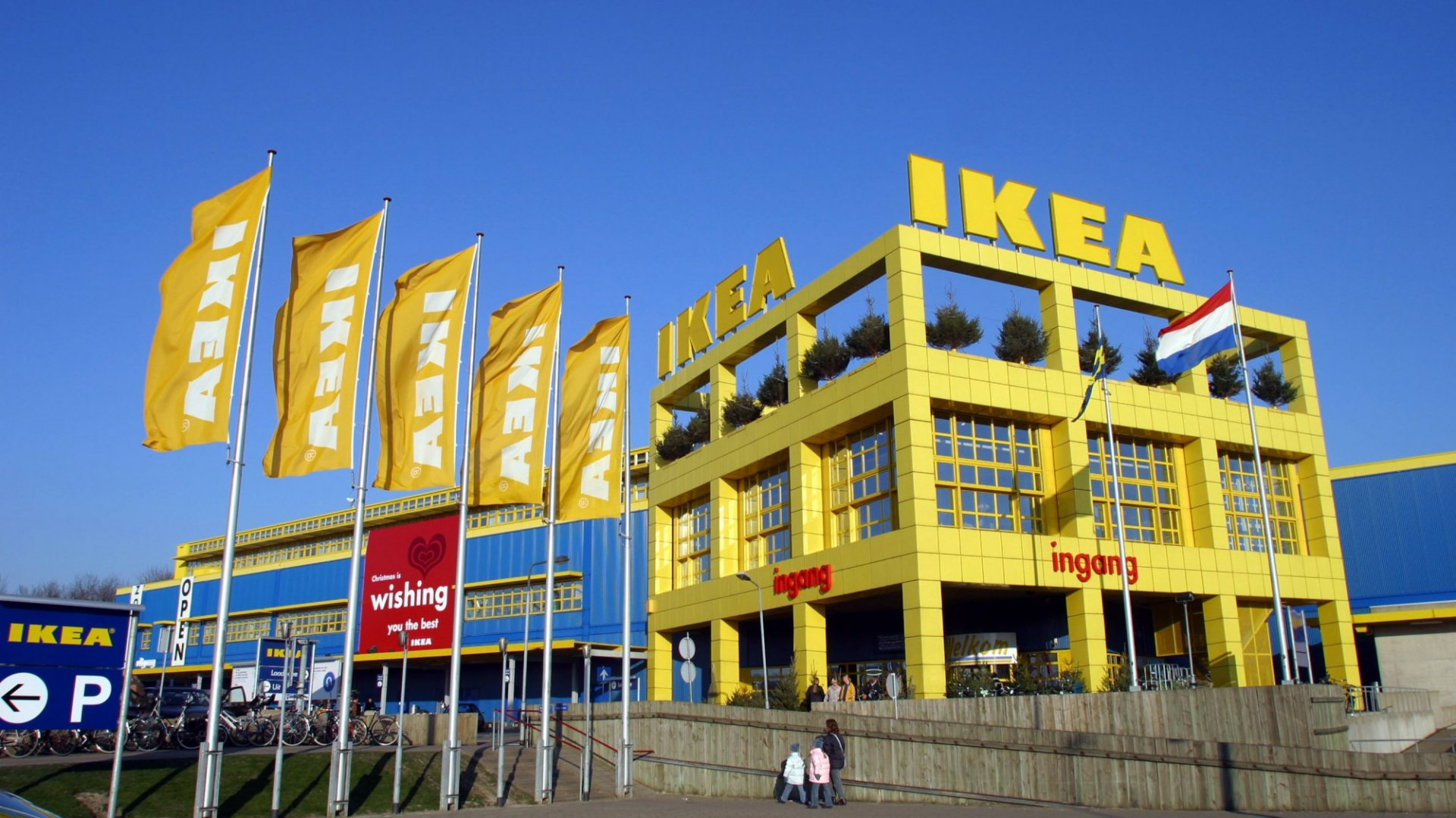 And Then Ikea's Suddenly Like, 'Wait. What If We Just Sell All Our Stuff on Amazon?'