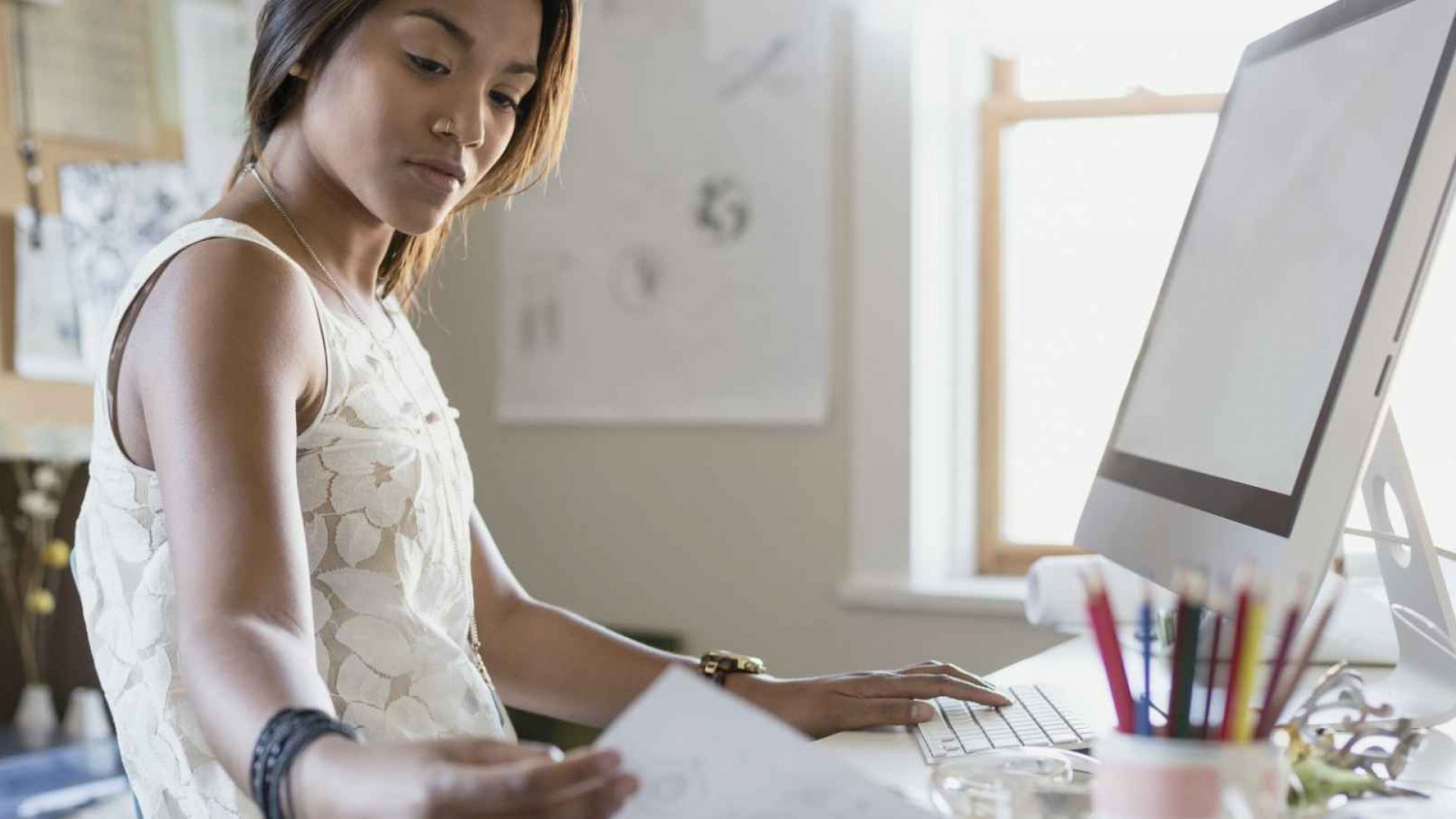 How to Work More Productively When Working From Home