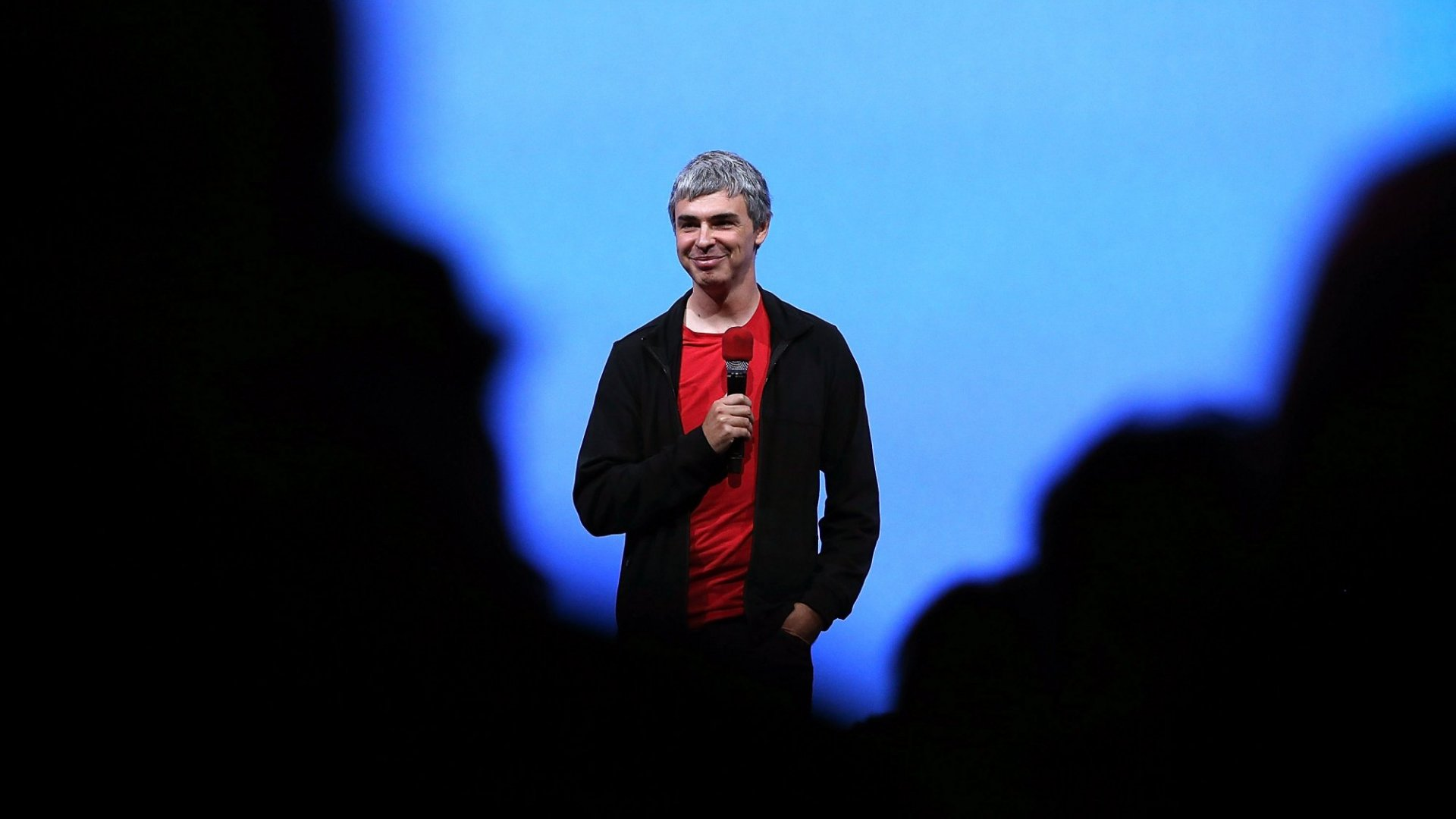 Google Co-Founder Larry Page Just Taught an Essential Lesson in Leadership. Here It Is in 3 Words