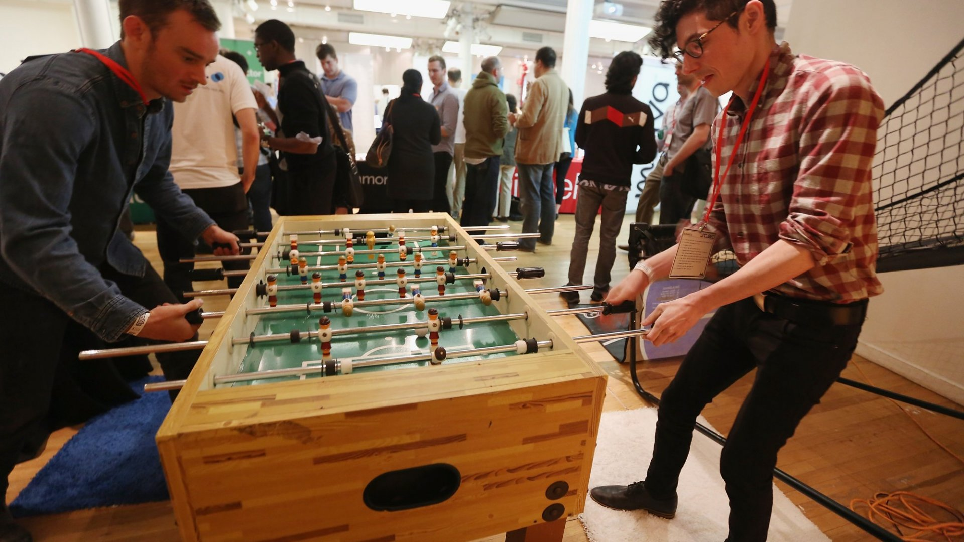 What Is Your Company Culture Missing? It's Not a Ping-Pong Table