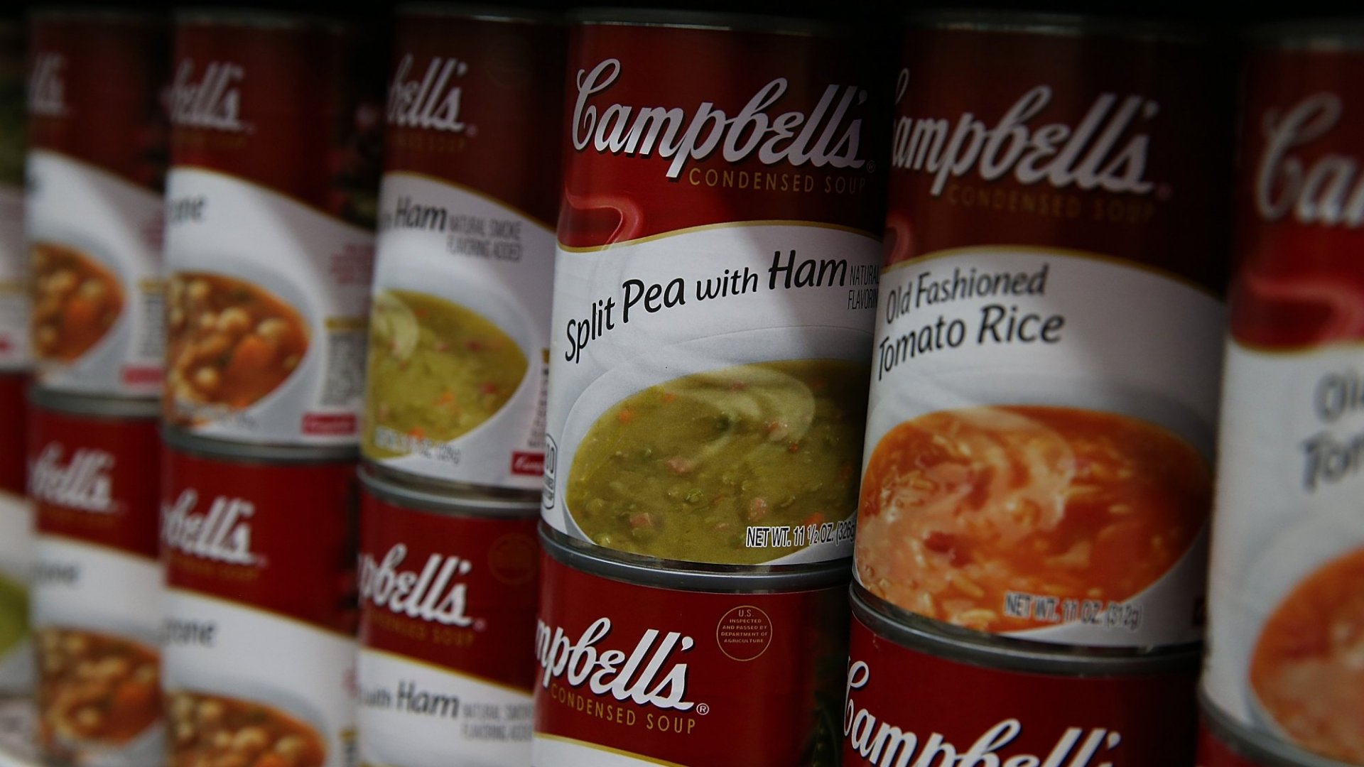 The Campbell Soup Company Culture Is About to Change Forever.  And Its Story Will Teach You the Lesson of a Lifetime