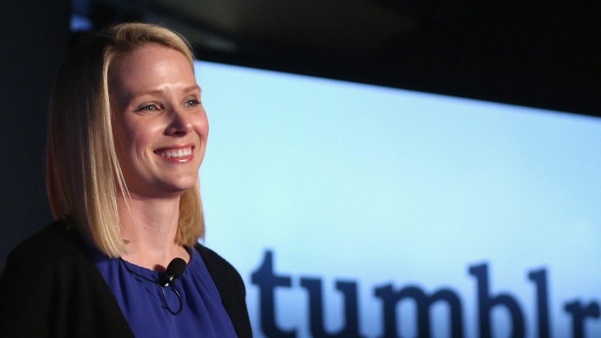 Yahoo's Marissa Mayer Set to Receive a $186 Million Paycheck
