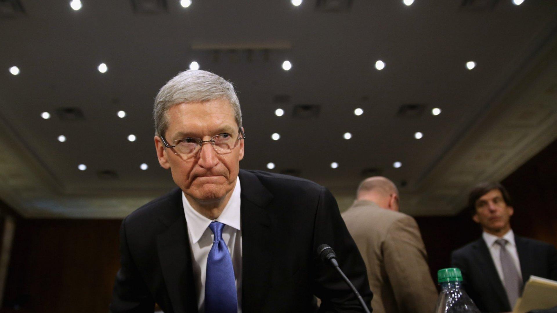 FBI Unlocks iPhone of San Bernardino Gunman Without Apple's Help, Ending Legal Standoff