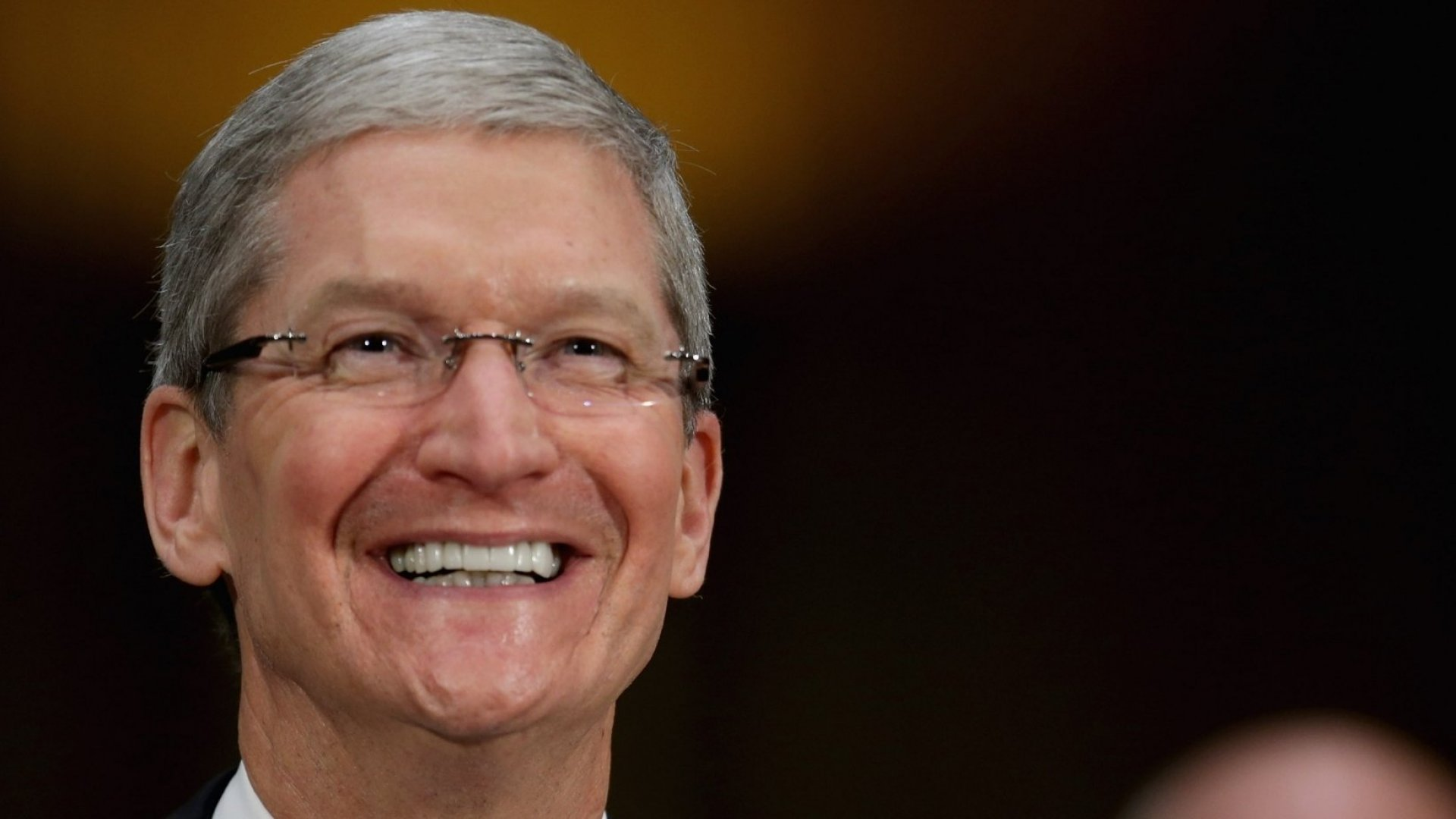 Apple CEO Tim Cook: Businesses Can't 'Stand on the Sideline' on Climate Change Issues