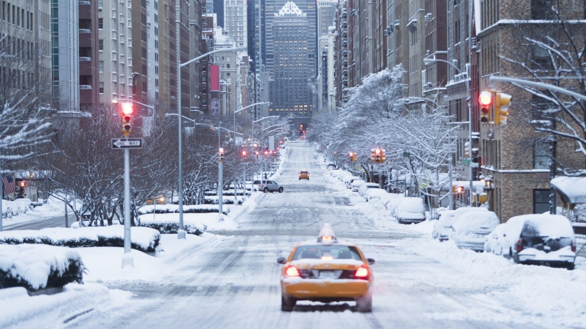 9 Ways a Snow Day Can Radically Improve Your Entire Life