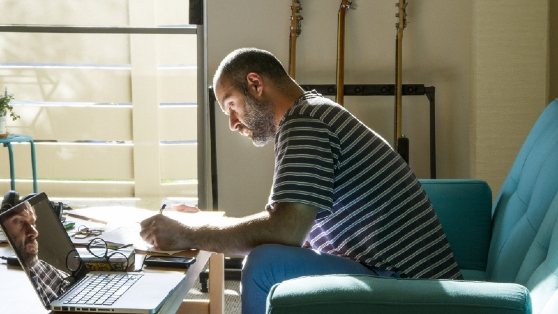 Want to Get More Done? Split Your Focus