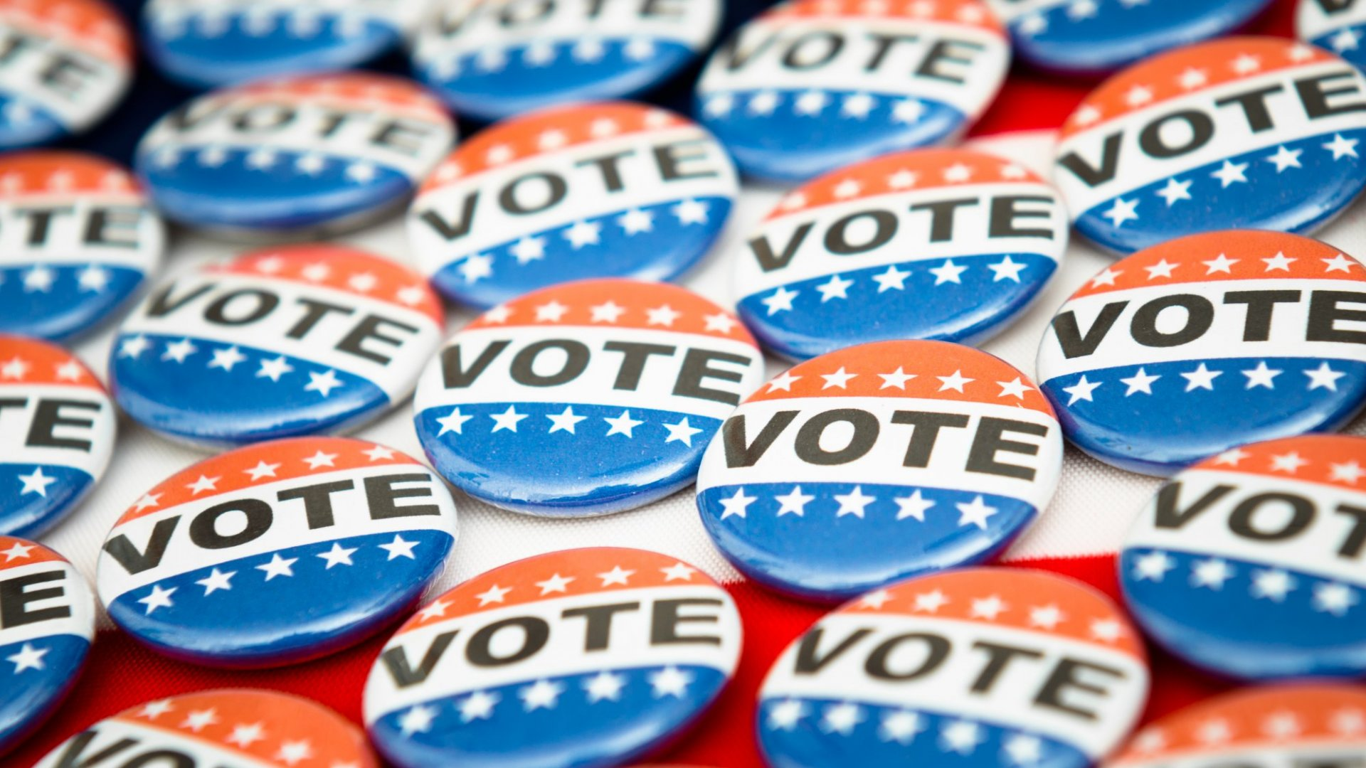 Why I'm Not Wringing My Hands Over Election Day