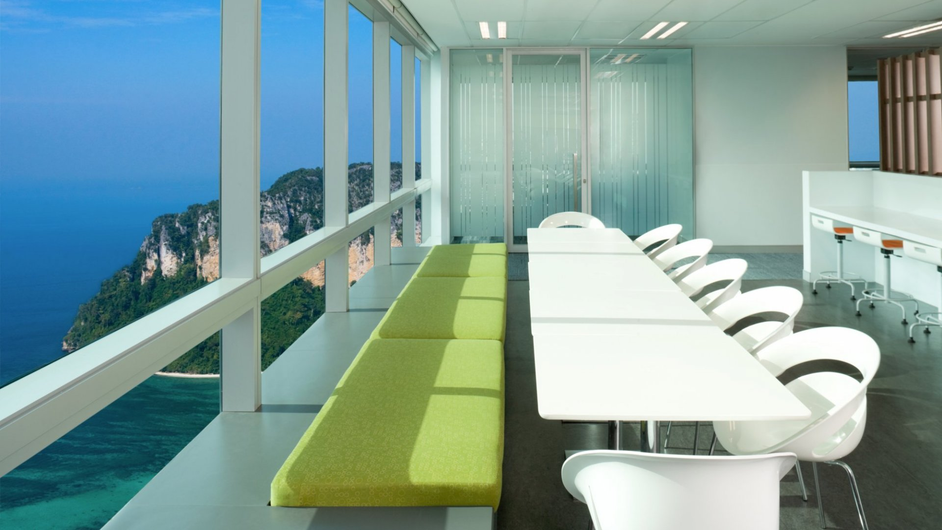 Office Design that Boosts the Bottom Line