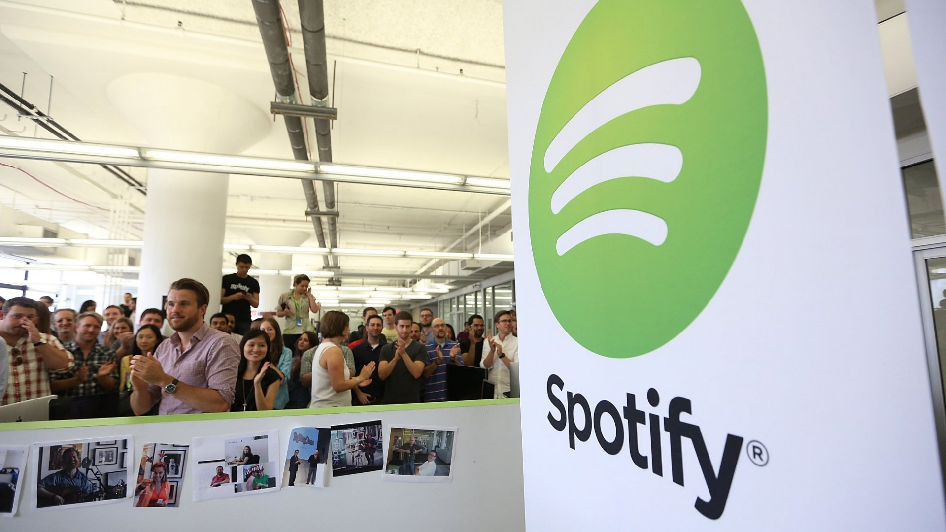 Spotify Reportedly in 'Advanced Talks' to Buy SoundCloud