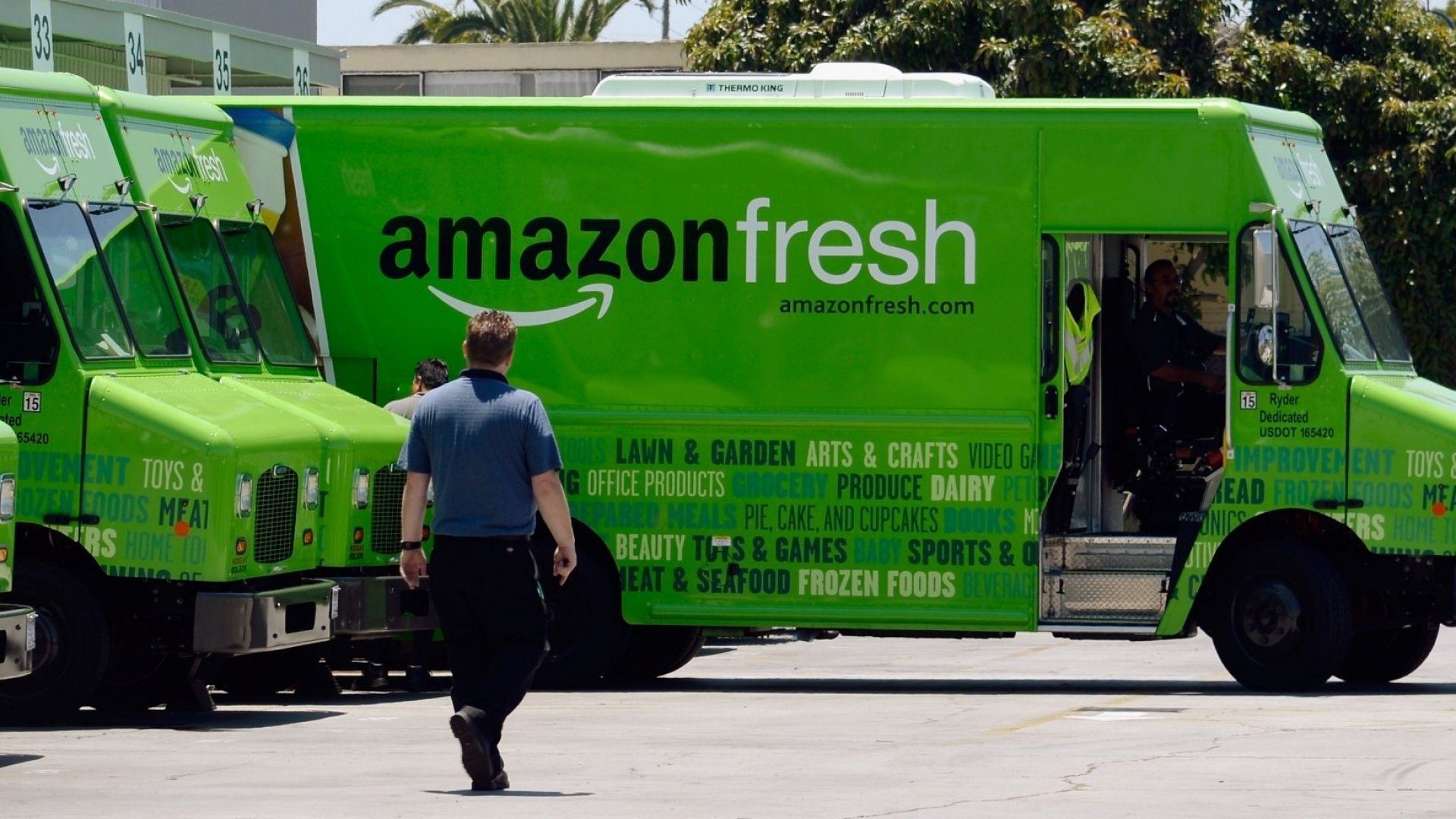 Amazon Fresh Meal Kits Launched Tuesday, and Some Have Sold Out