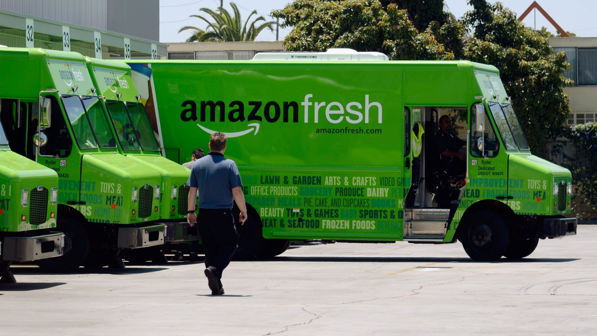 Amazon Is Coming for Your Dinner Table--and So Much More