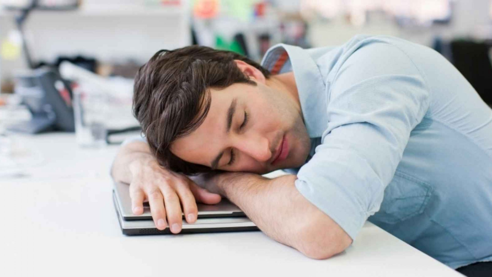 Yes, You Do Have Enough Space to Nap at Work
