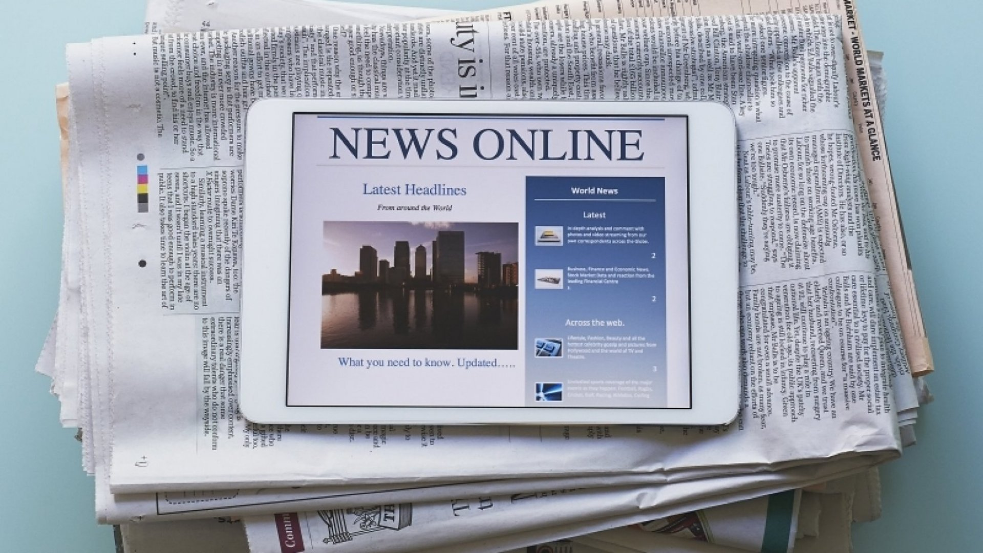 8 Essential Elements of the Modern-Day Online Newsroom