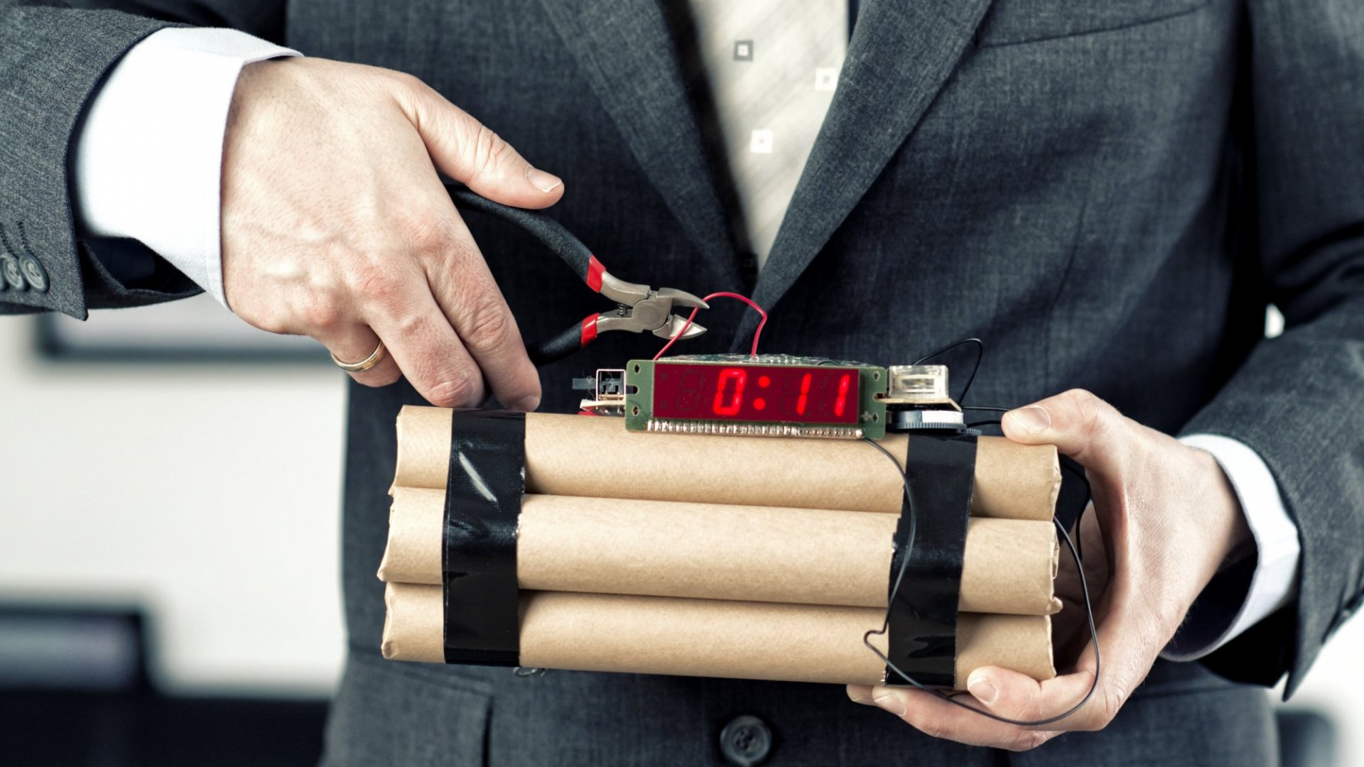 Hacking Your Board - Fixing Interpersonal Problems With the Nuclear Approach