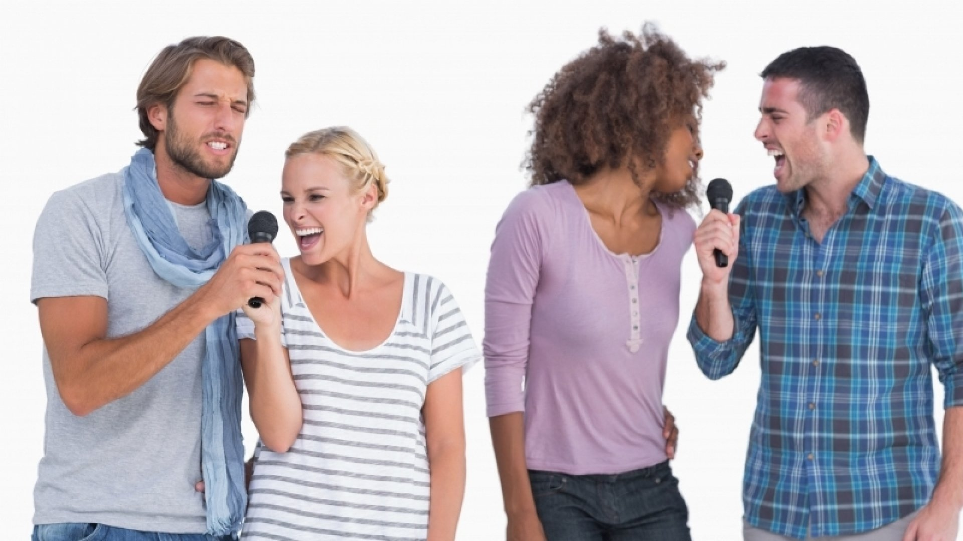 14 Things Succe– Ah, Forget It, Let's Have a Holiday Karaoke Party!