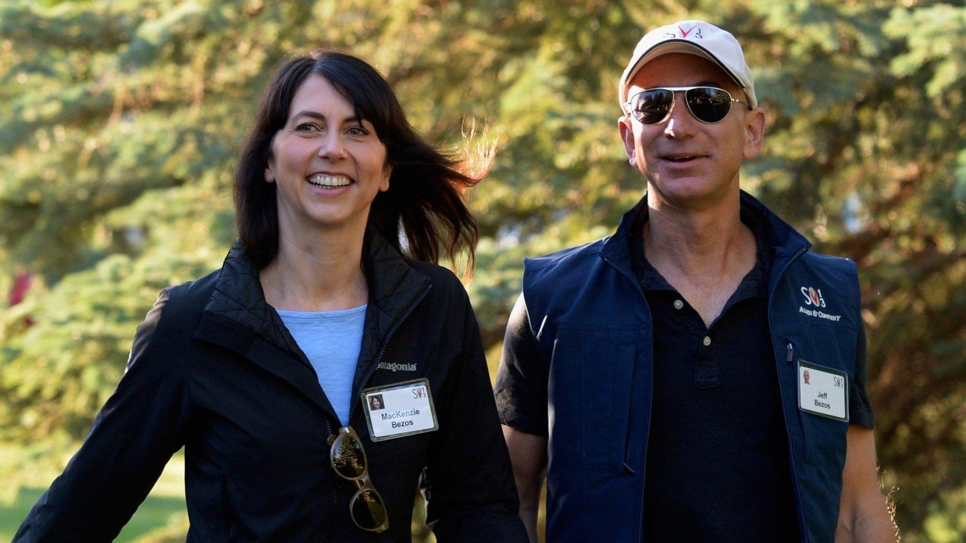 Resilient Jeff Bezos ...