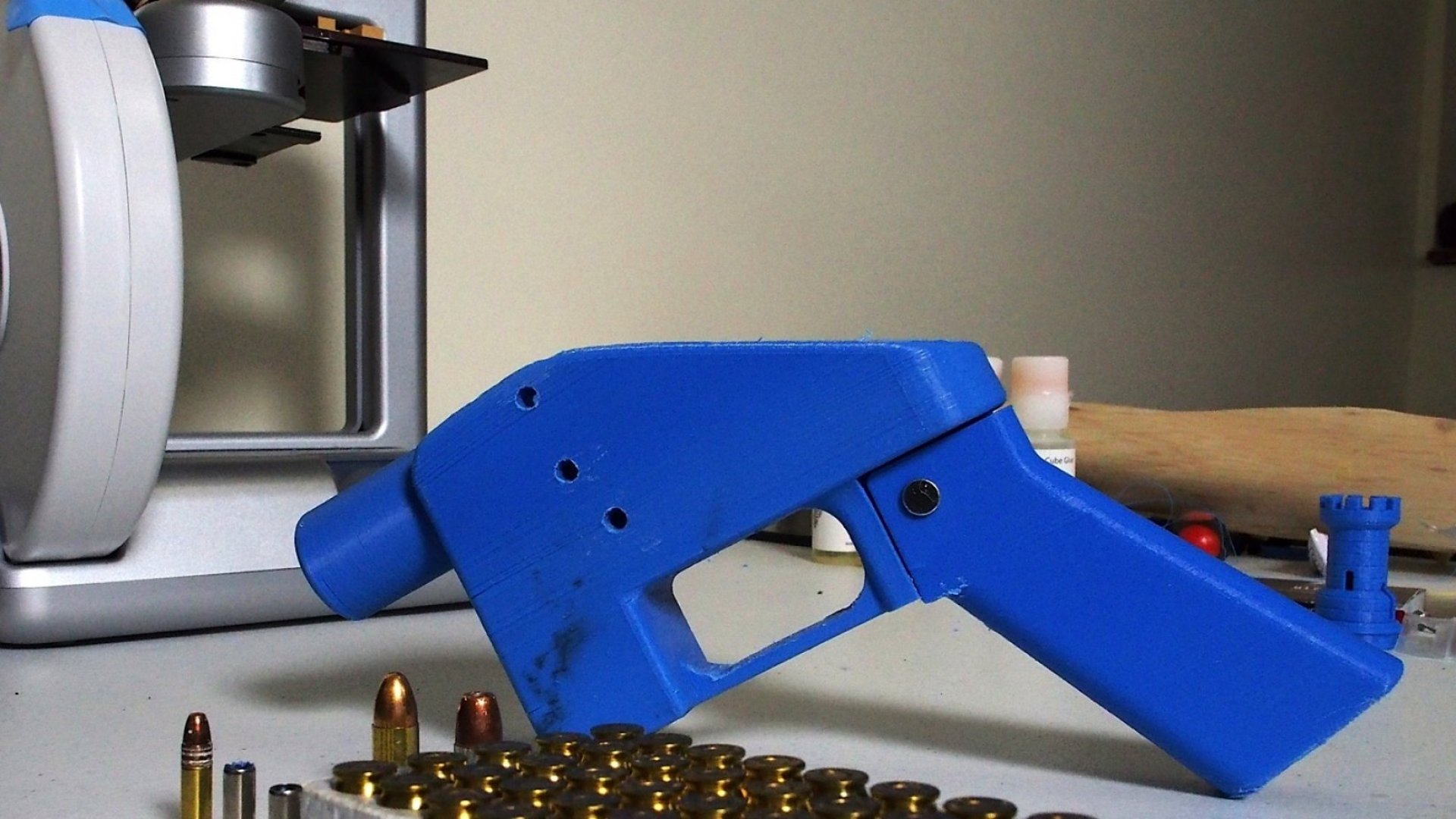 3-D Printing and the Second Amendment: Why a Gun-Tech Startup Is Suing the Government