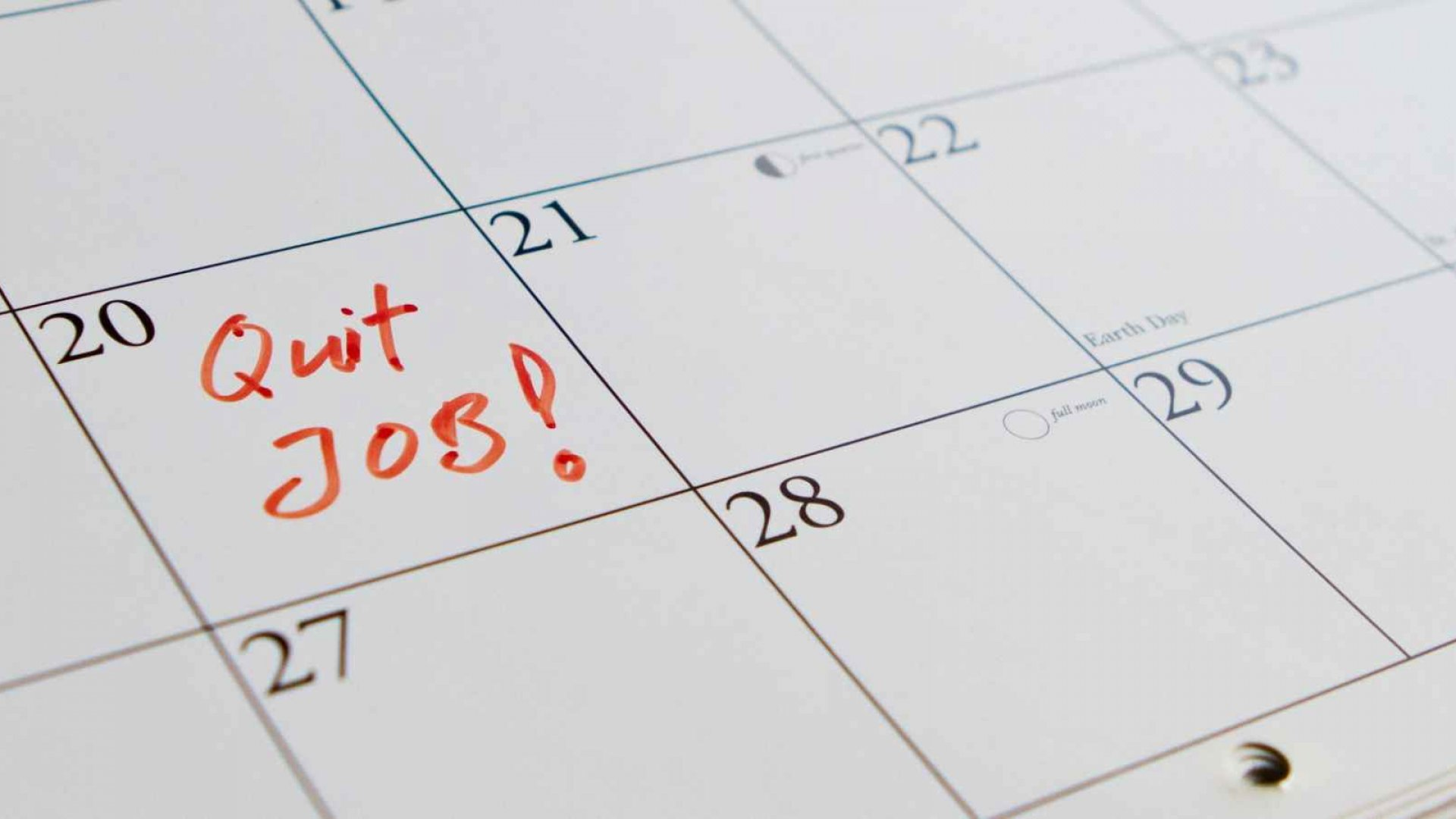 How to Quit Your Job and Pursue Your Passion Without Going Broke