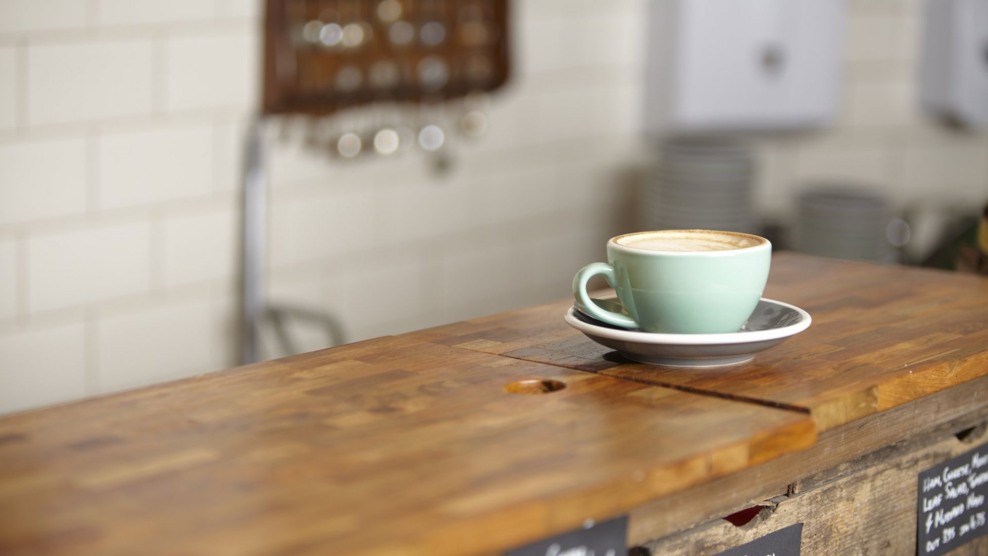 The Coffee Shop Approach to Innovation
