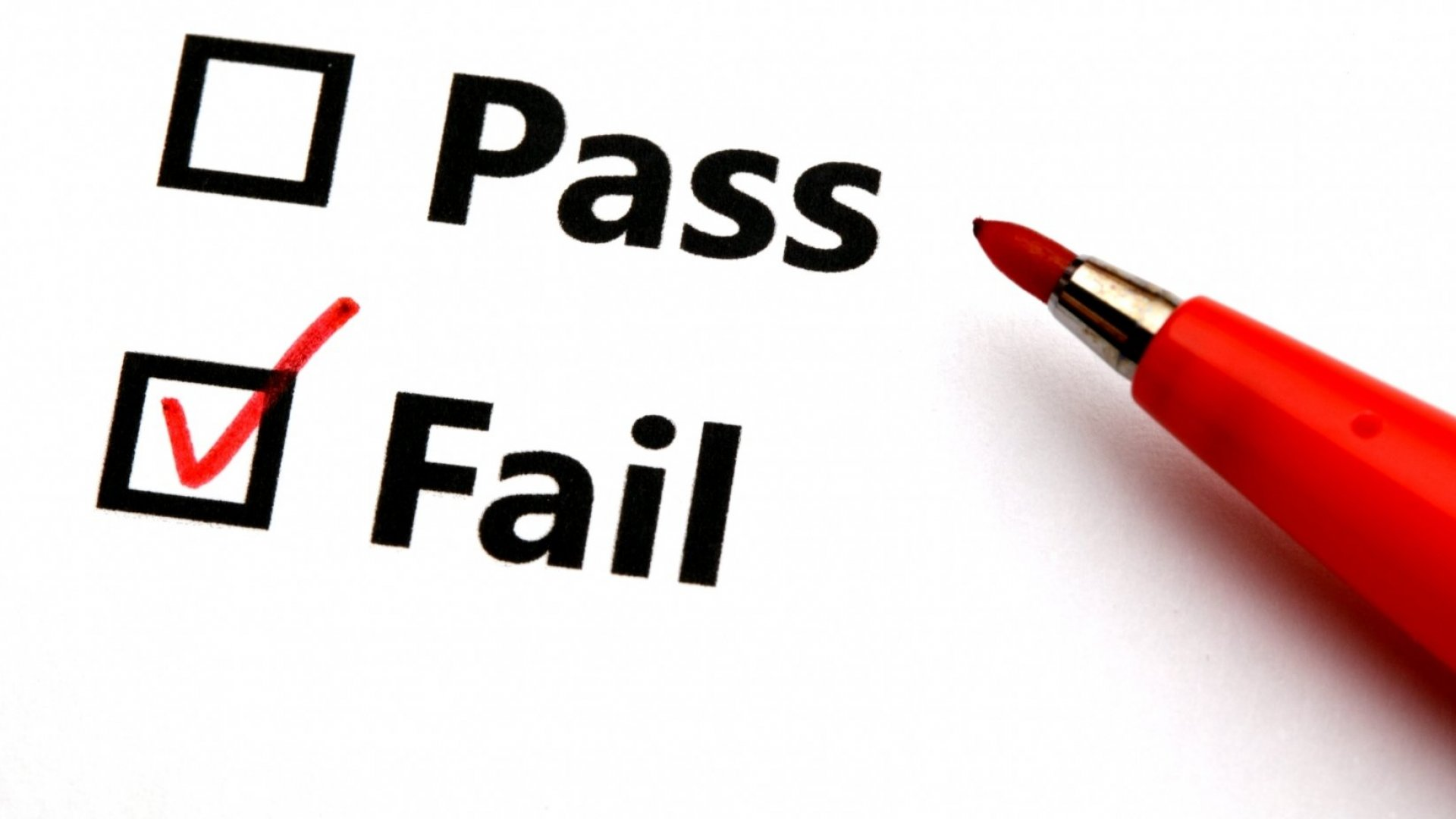 Here's Why You Should Create a Failure Resume, and Encourage Your Employees to Do the Same