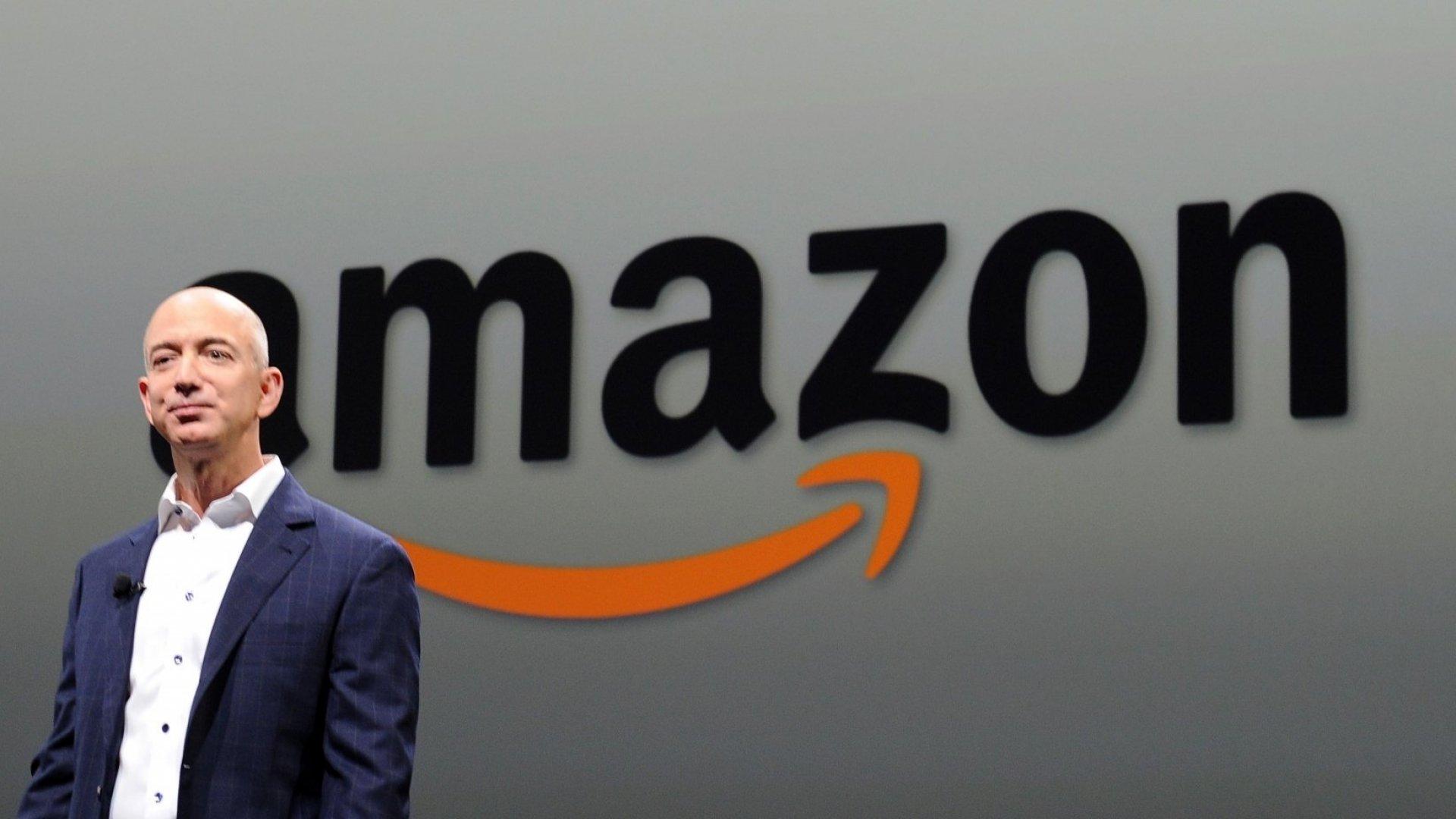 Futuristic 'Amazon Go' Store Delays Its Opening