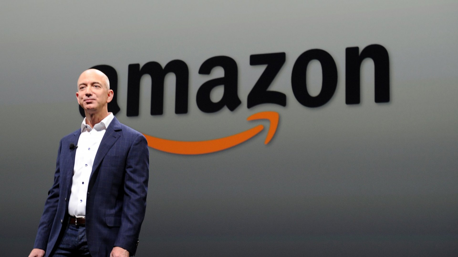 Amazon's 4 Keys to Success, According to Jeff Bezos