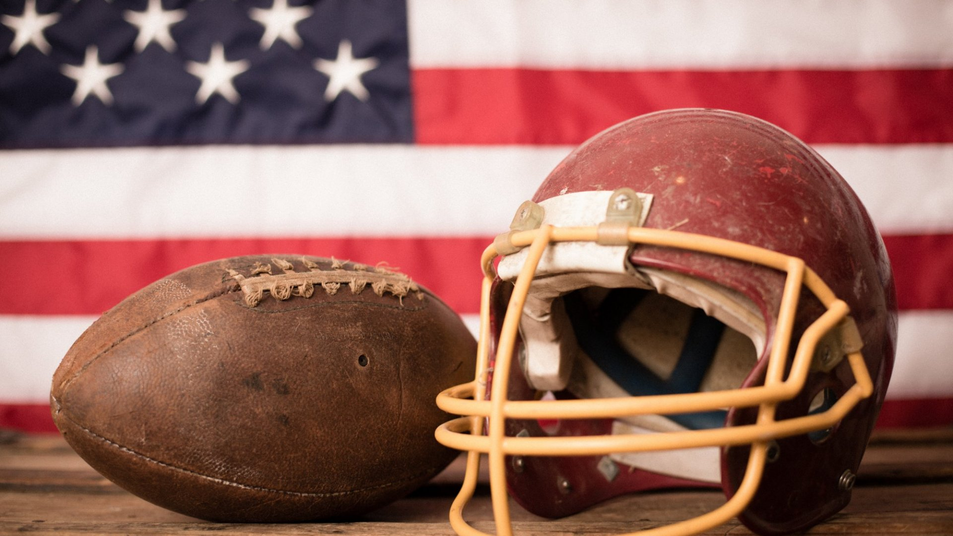 Football Friday Nights: The Product Evolution of the Helmet