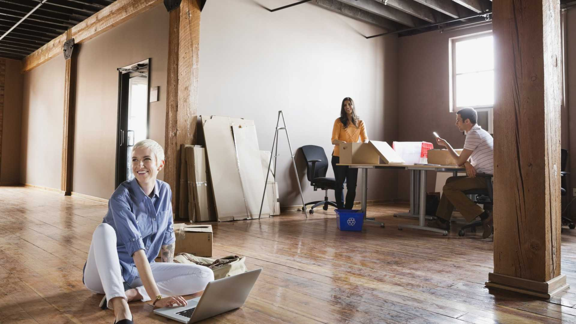 How to Bootstrap a Business from Your Basement