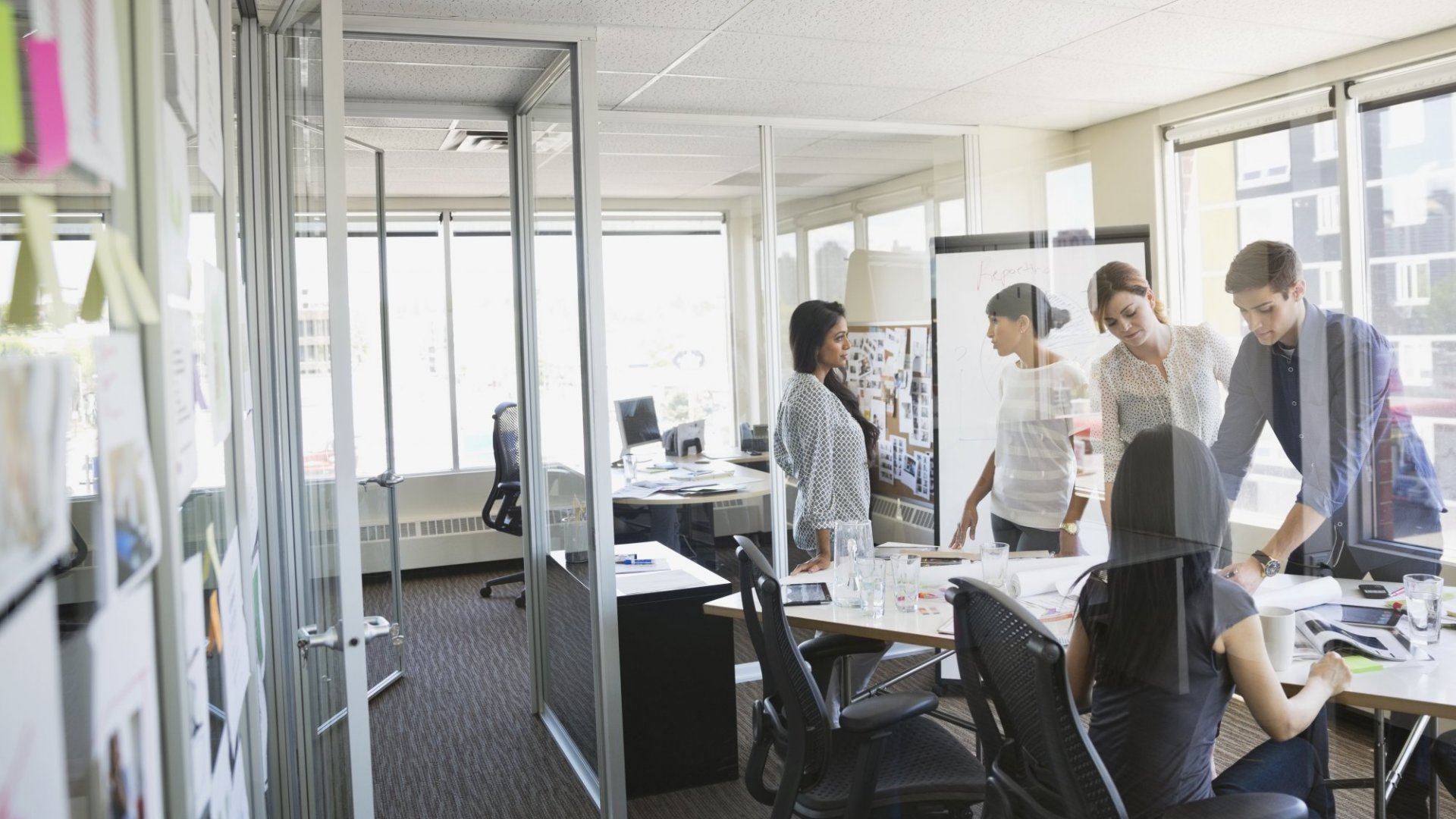 Redesign Your Defunct Filing Room With One of These 4 Office Layouts
