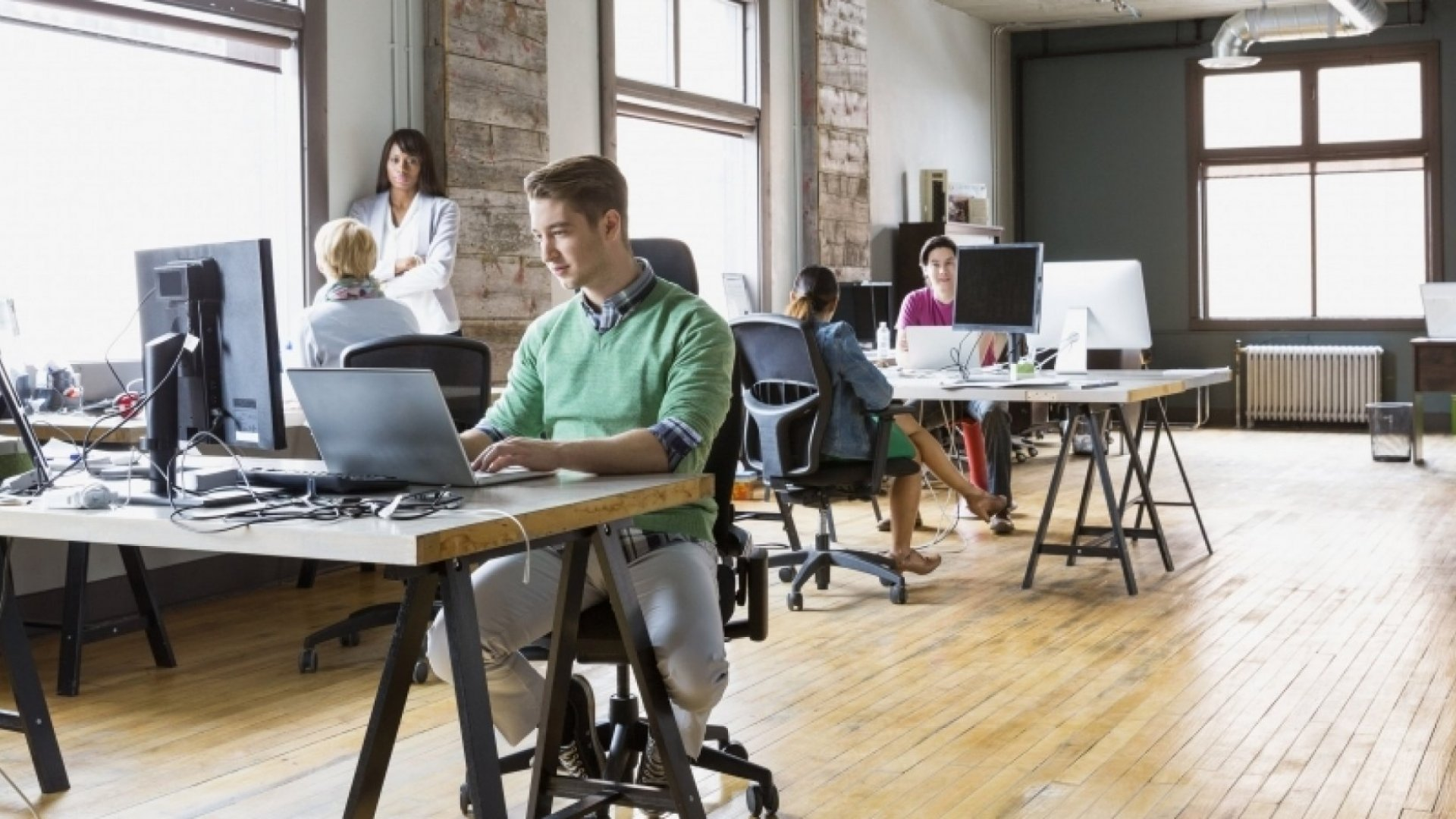 How to Reinvent Your Workplace in Just 90 Days