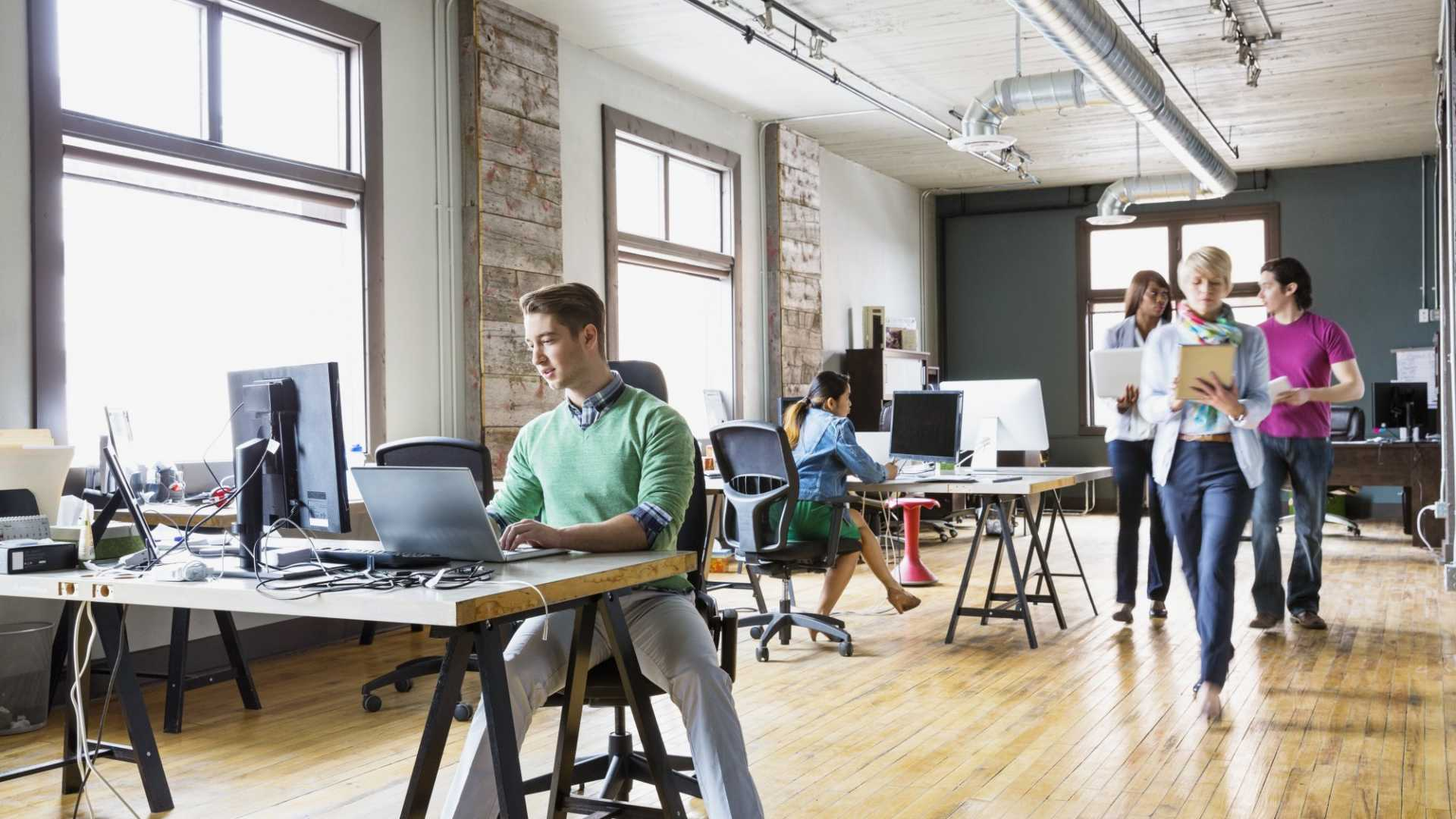 6 Small Office Changes That Create Big Productivity Increases