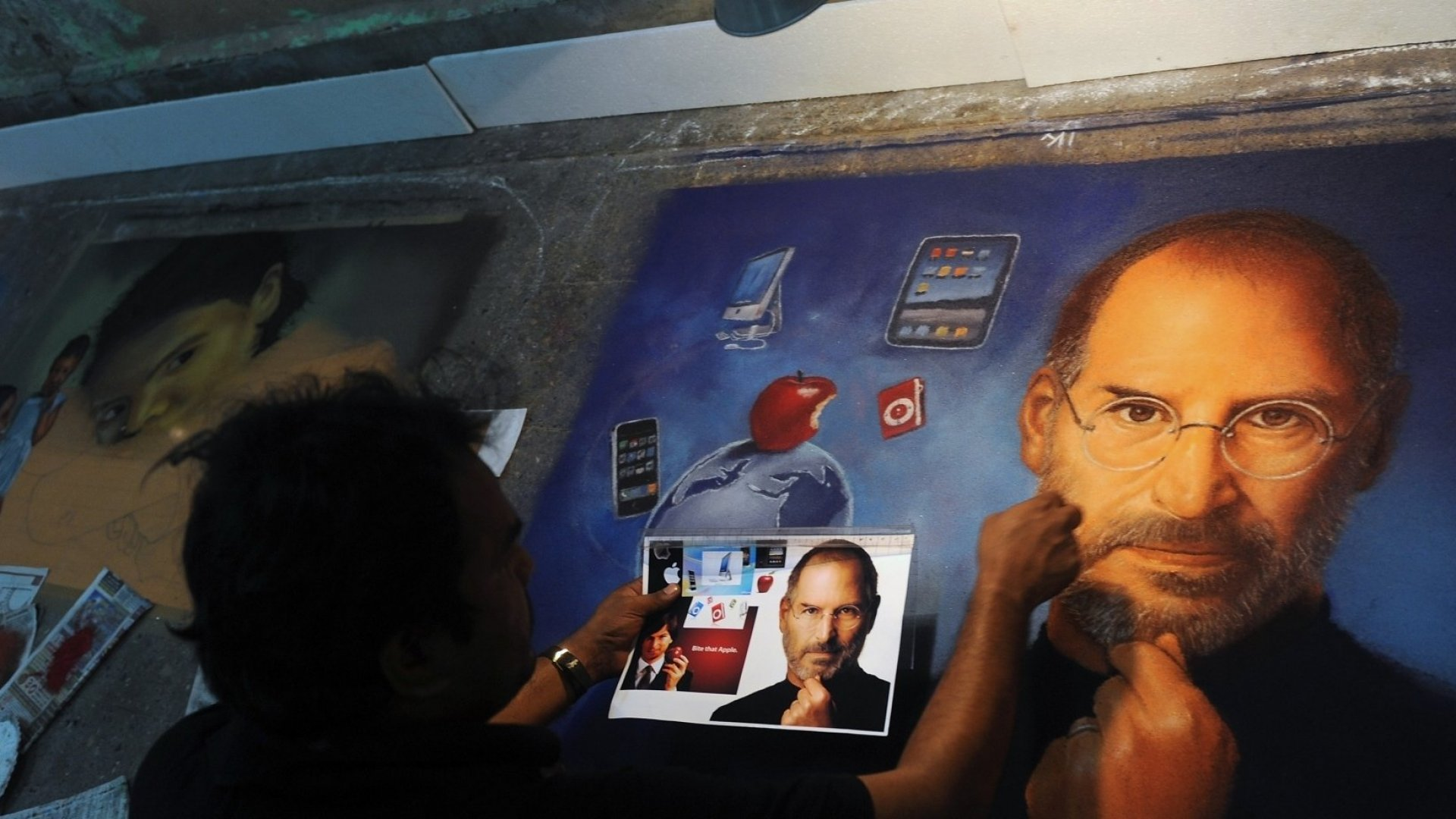 1 Trick Steve Jobs and Leonardo da Vinci Used to Unlock Their Best Ideas
