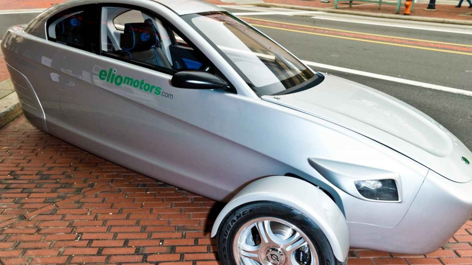 Elio Motors, a three-wheeled car startup, hopes to go into production December 2016.