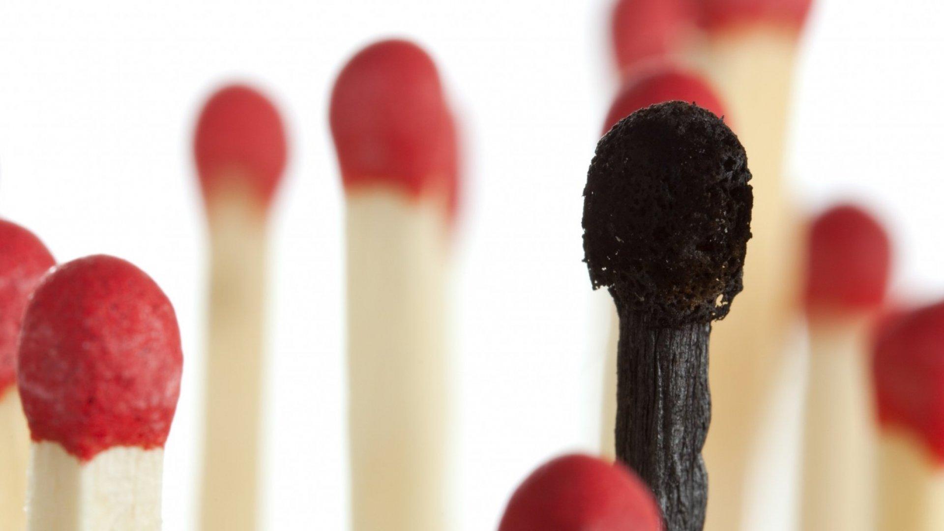 5 Ways to Avoid Entrepreneurial Burnout