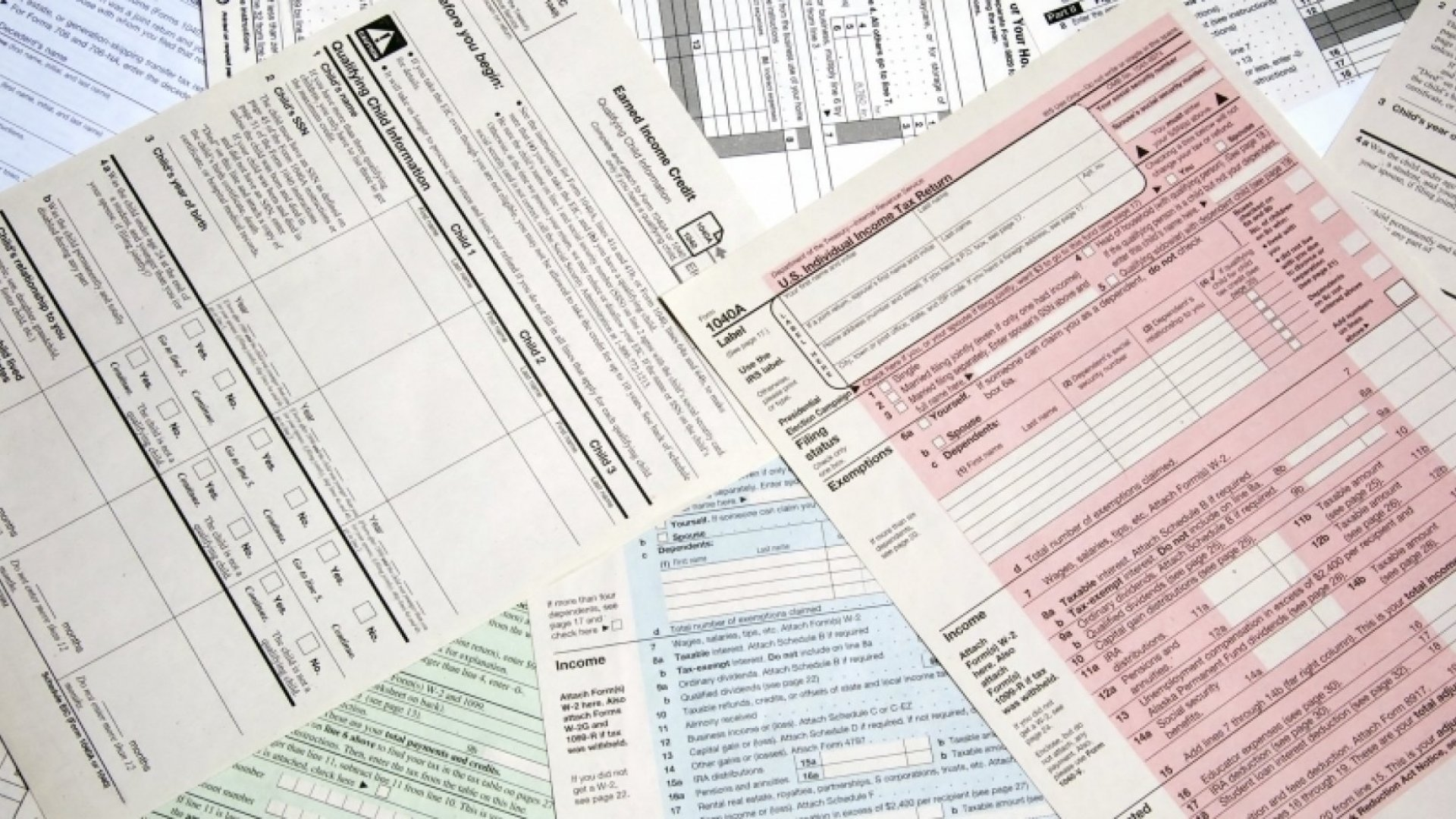 8 Ways to Reduce Your Anxiety About Filing Your Taxes