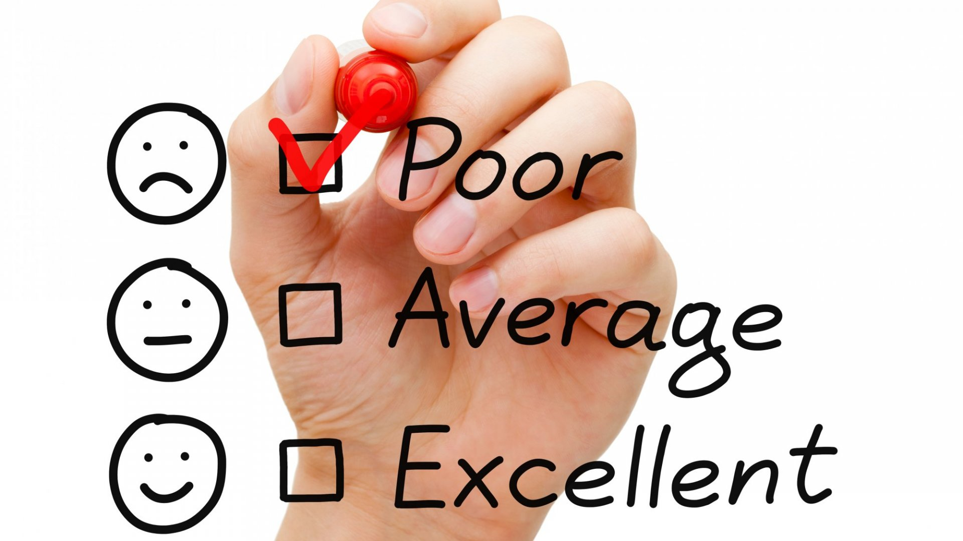 I'm a Great Performer, So Why Does My Rating Stink?