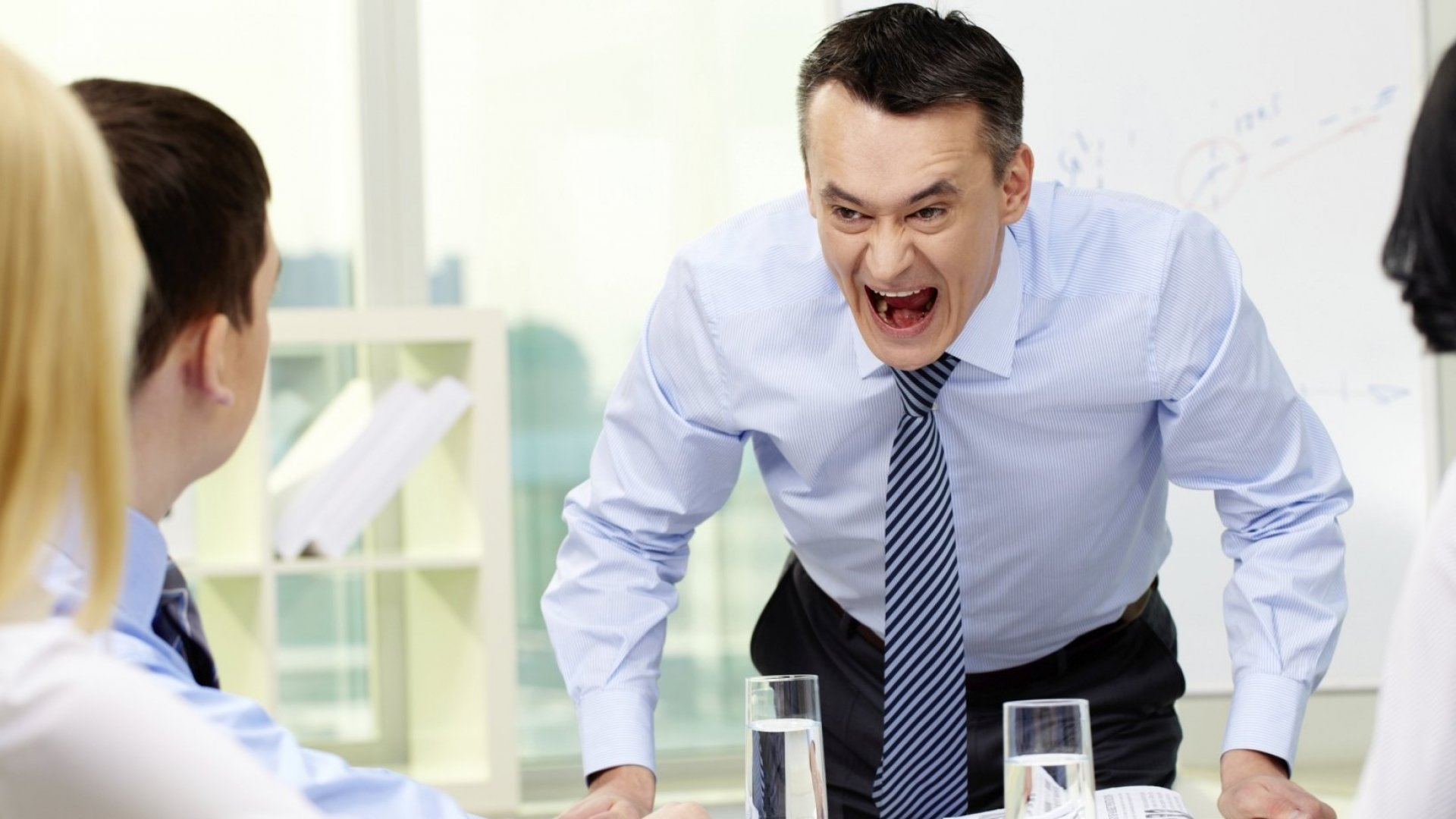 Are you pumping toxic behavior into your office?