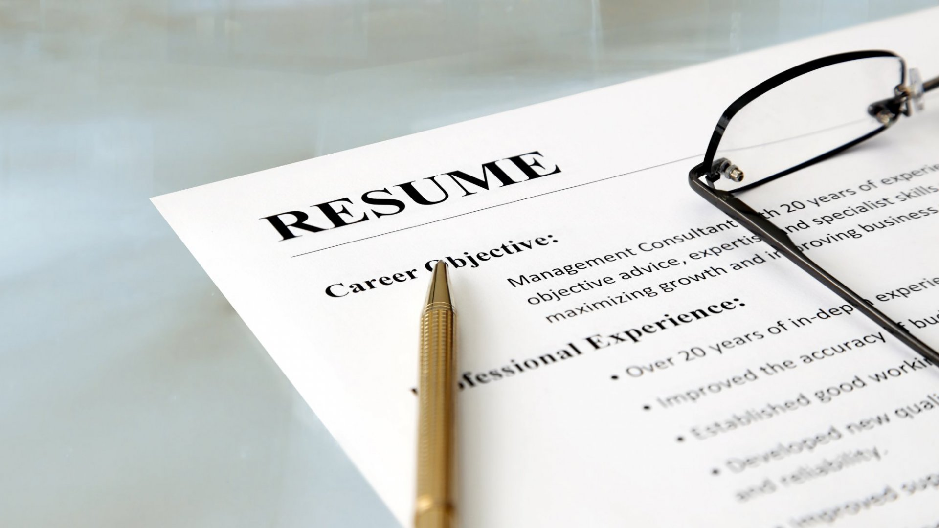 6 Mistakes You Can't Afford to Make on a Tech Resume