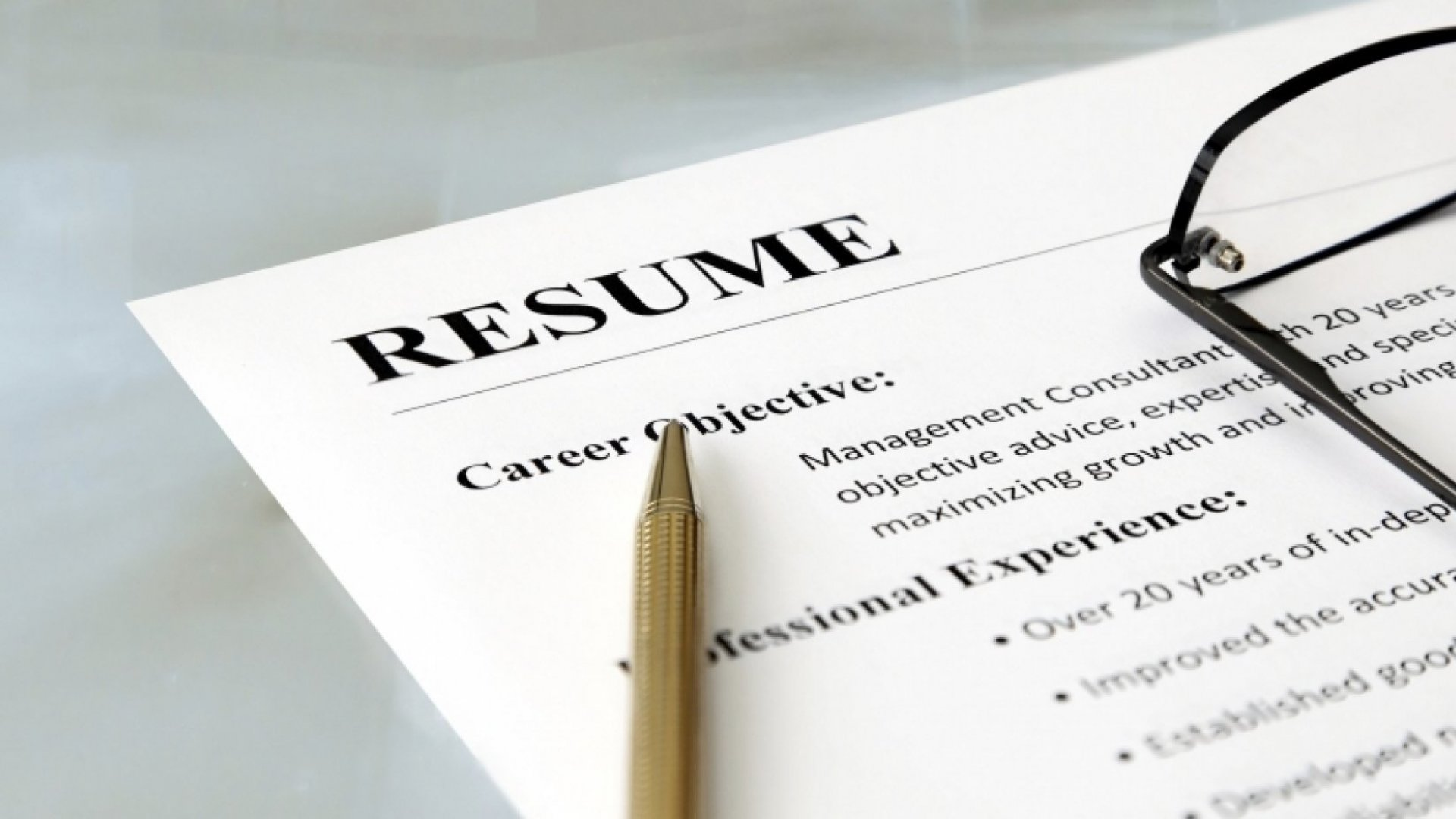 Do you need a resume to get a job research paper globalization india