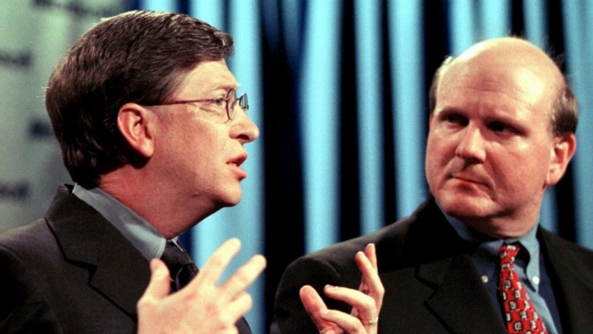 8 Leadership Insights From Bill Gates and Steve Ballmer