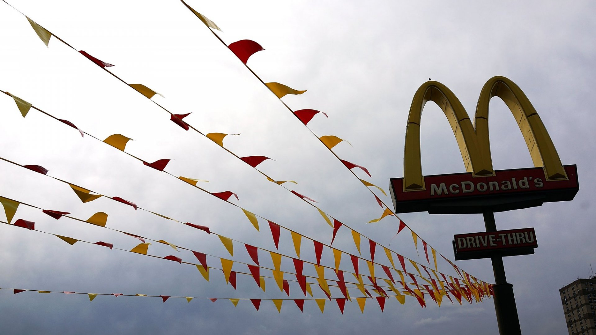 McDonald's, Other Fast-Food Workers, Protest Ahead of Annual Meeting