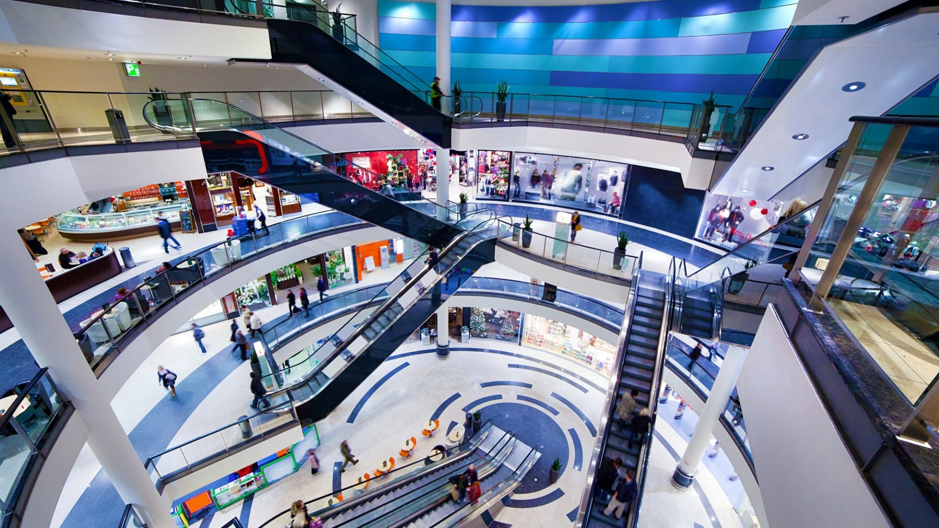 Taps, Clicks, Bricks: How Retail Is Changing in America