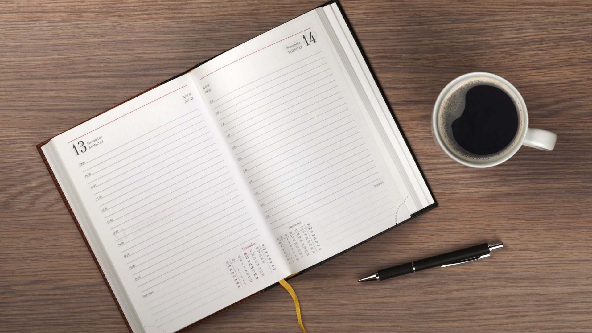 Why You Need to Add a 'Blank Day' to Your Calendar