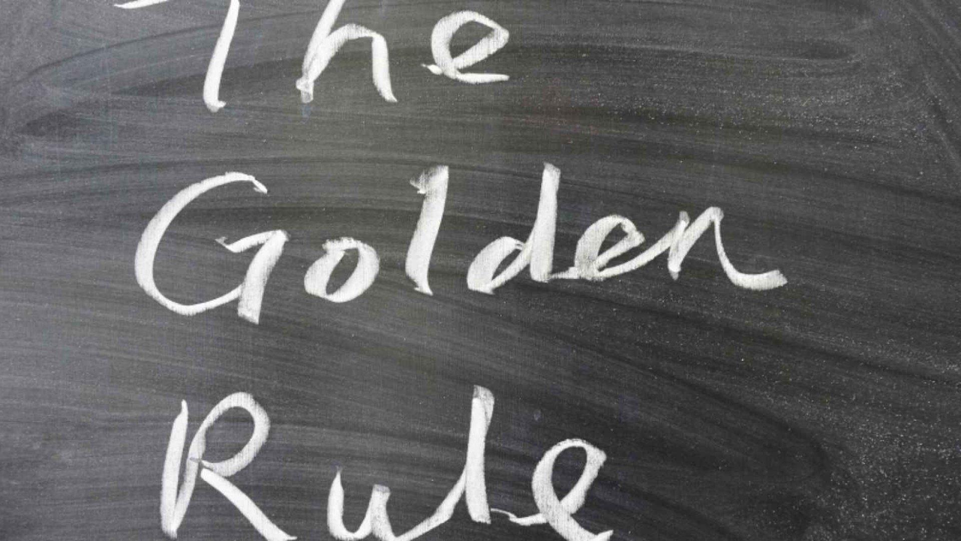 Why Steve Jobs Misunderstood (or Ignored) the Golden Rule