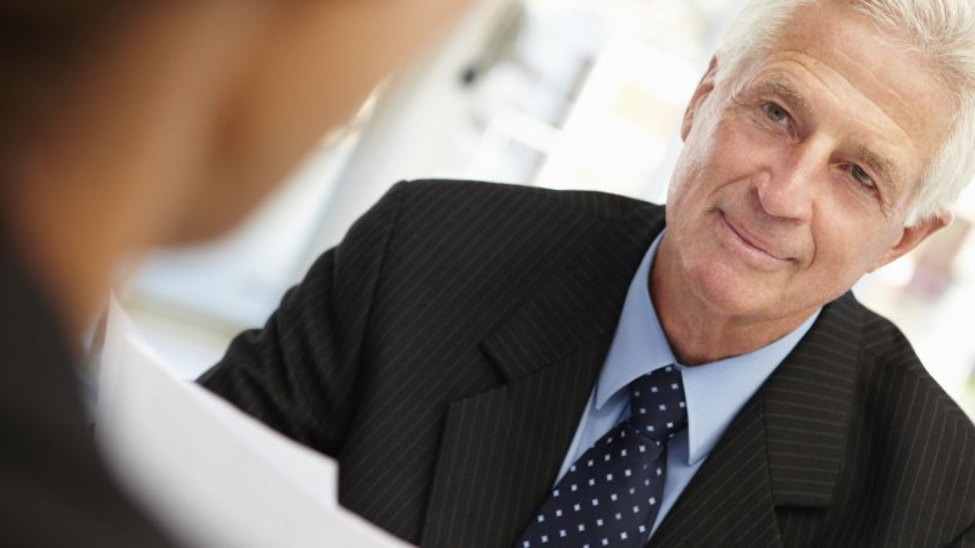 Why You Should Hire Older Workers