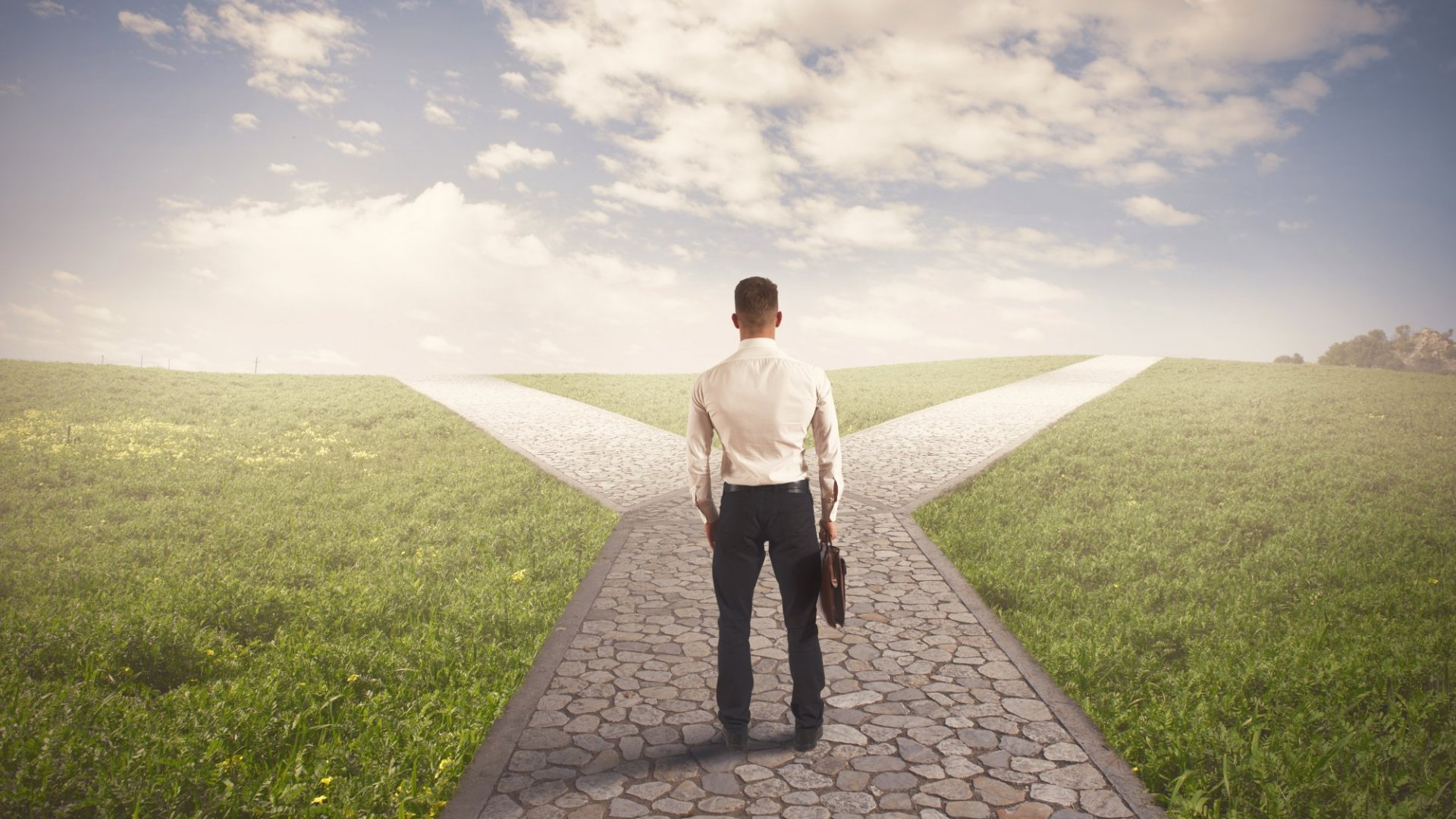 Making Big Decisions This Year? Let This Rule Be Your Compass