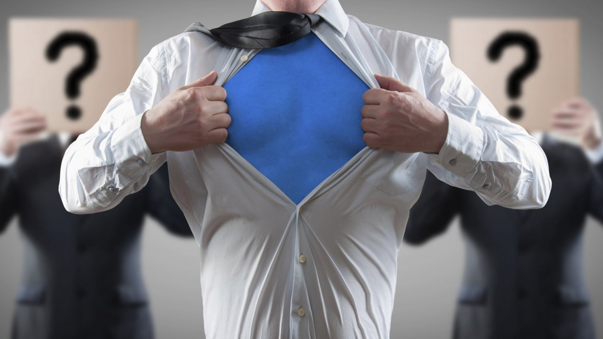 Good questions make guest speakers into superheroes
