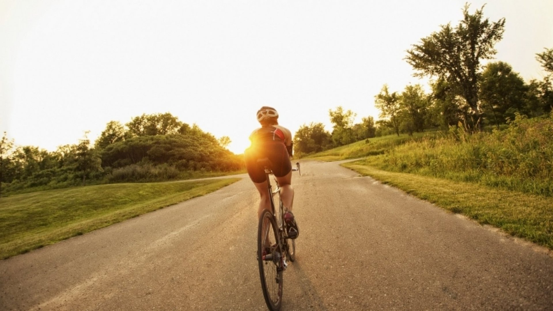 Riding a Bike In Tuscany Taught Me Why People  Don't Set Goals